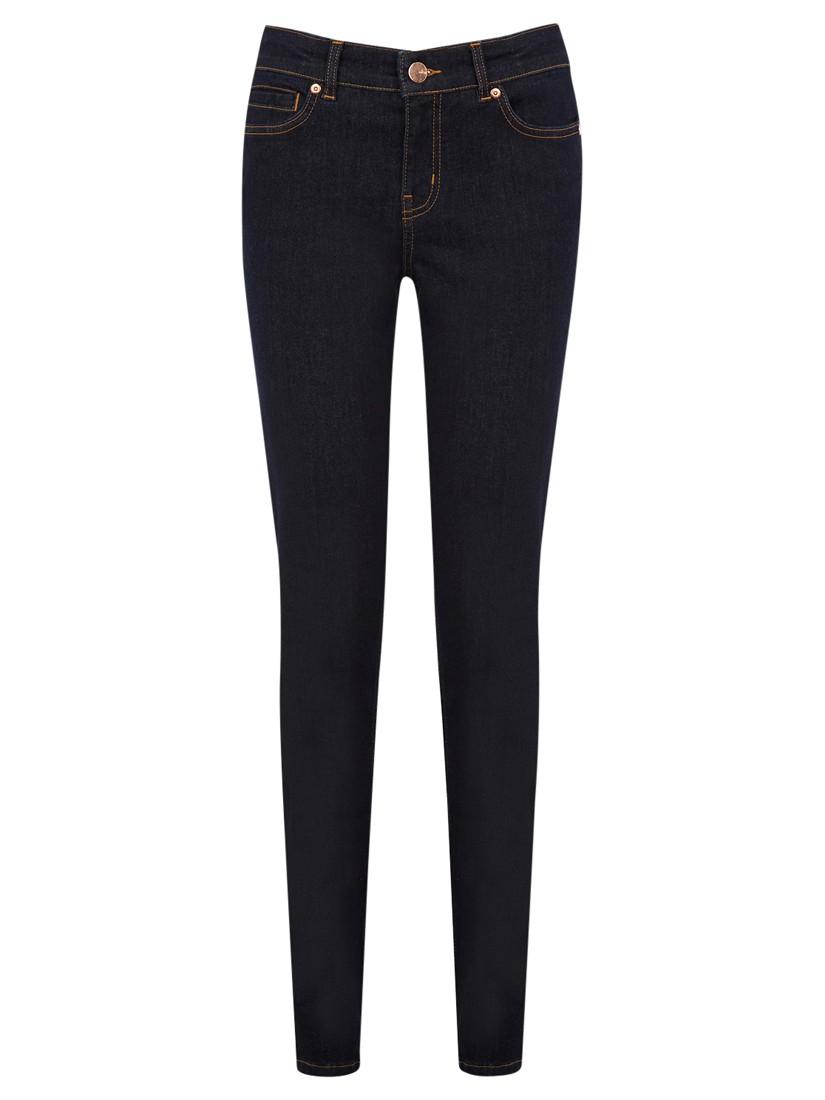 462b74849f75 Oasis Premium Rinse Wash Cherry Jeans in Black - Lyst