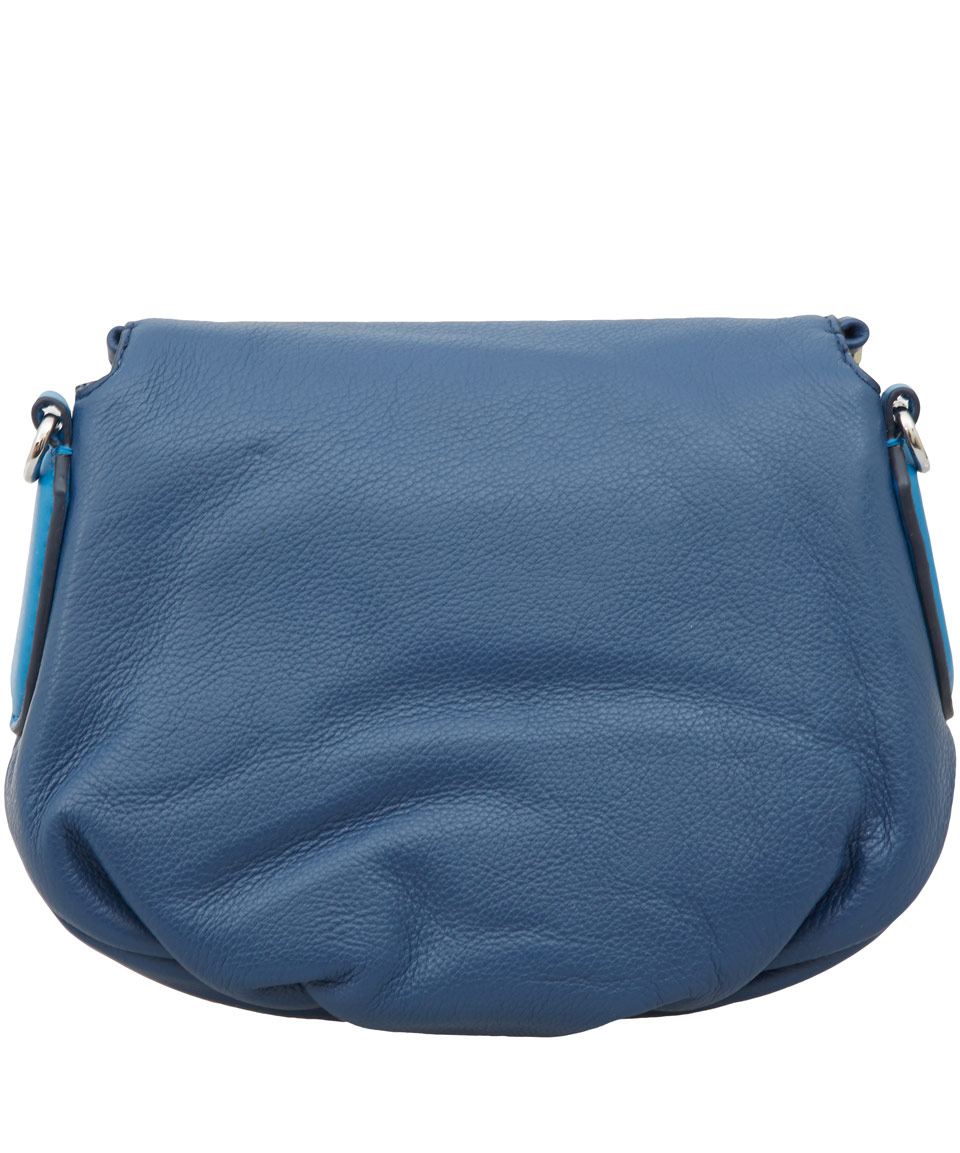 marc by marc mini blue q bag in blue lyst