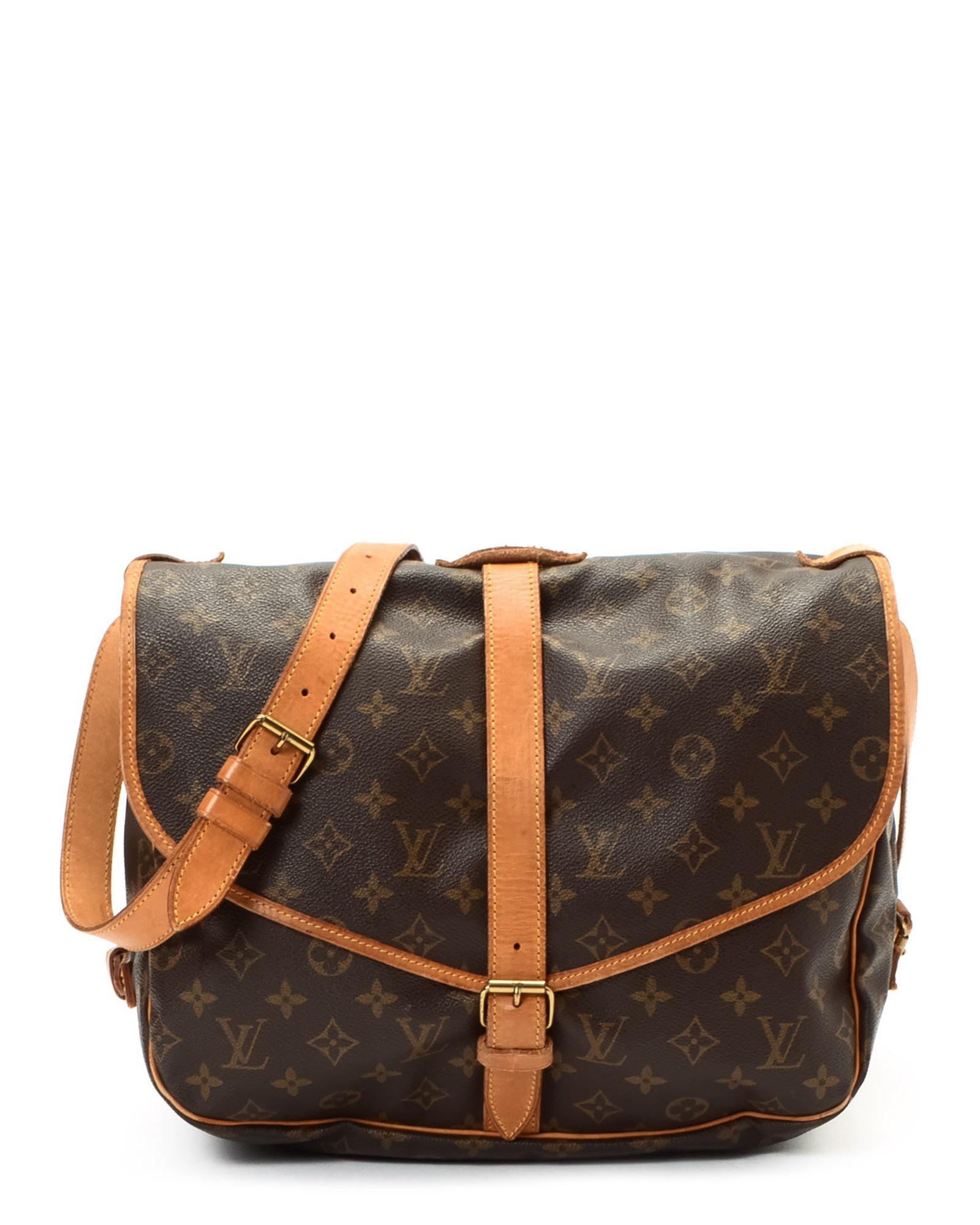 e9efb602cb00 Lyst - Louis Vuitton Messenger Bag - Vintage in Brown for Men