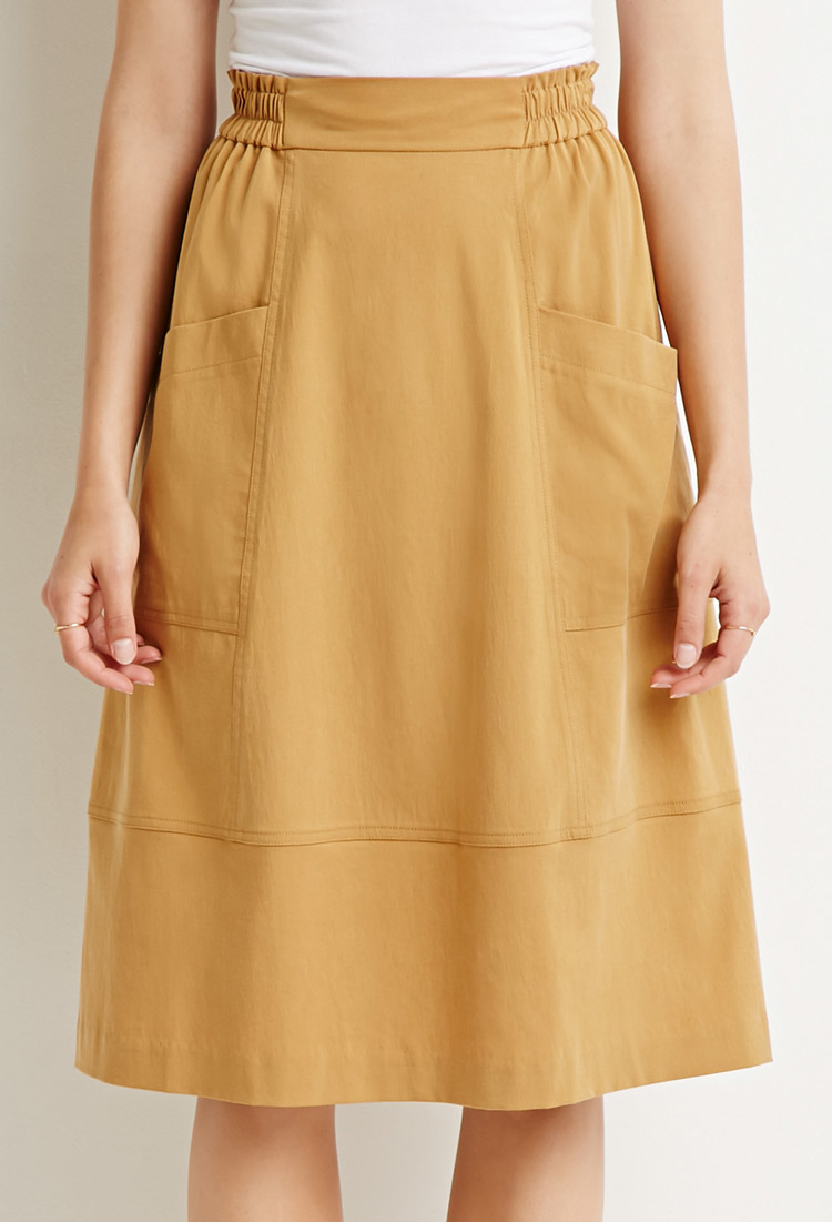 Find a-line skirt with pockets at ShopStyle. Shop the latest collection of a-line skirt with pockets from the most popular stores - all in one place.