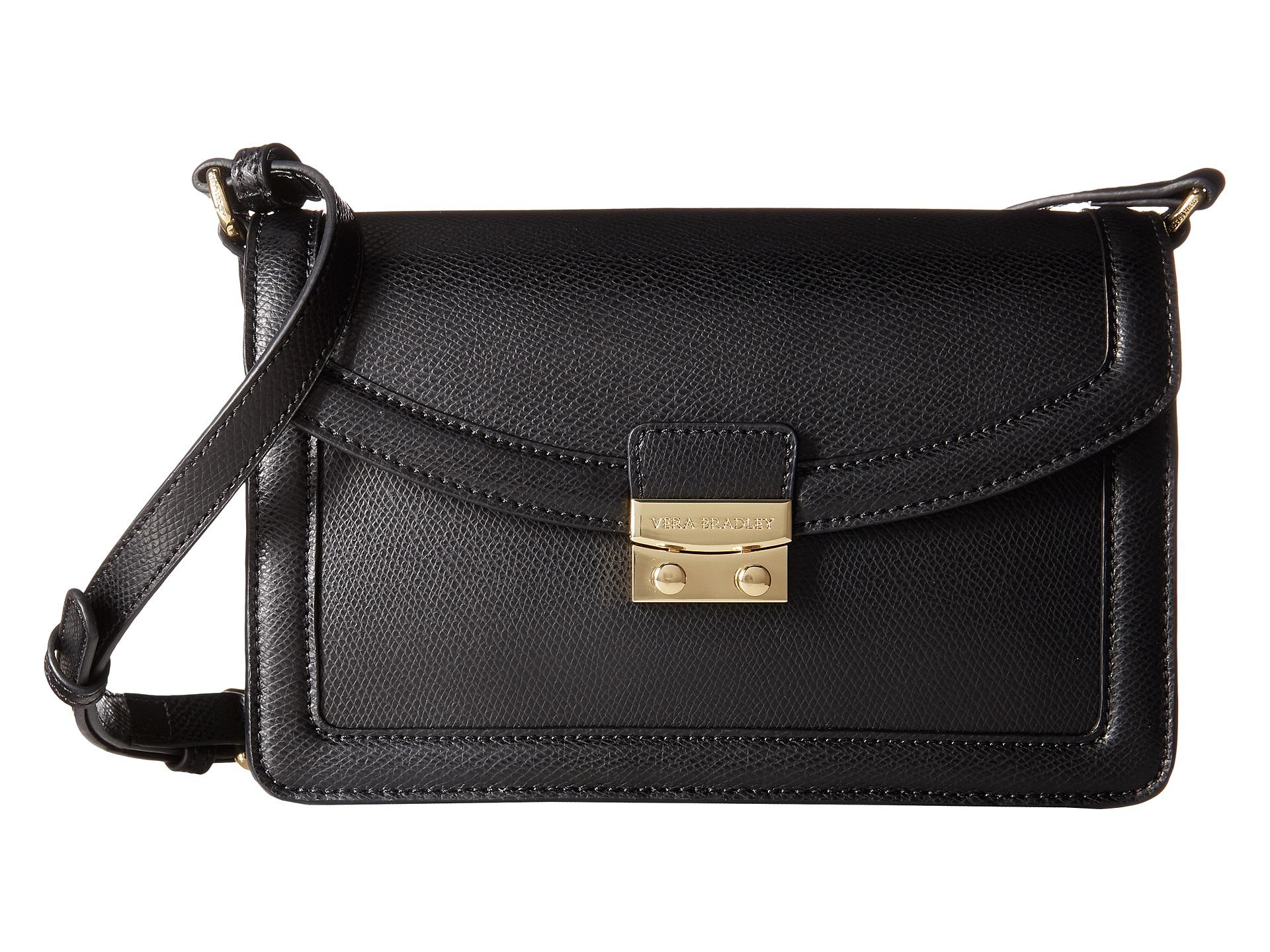 734238ffeb Black Leather Vera Bradley Purse - Best Purse Image Ccdbb.Org