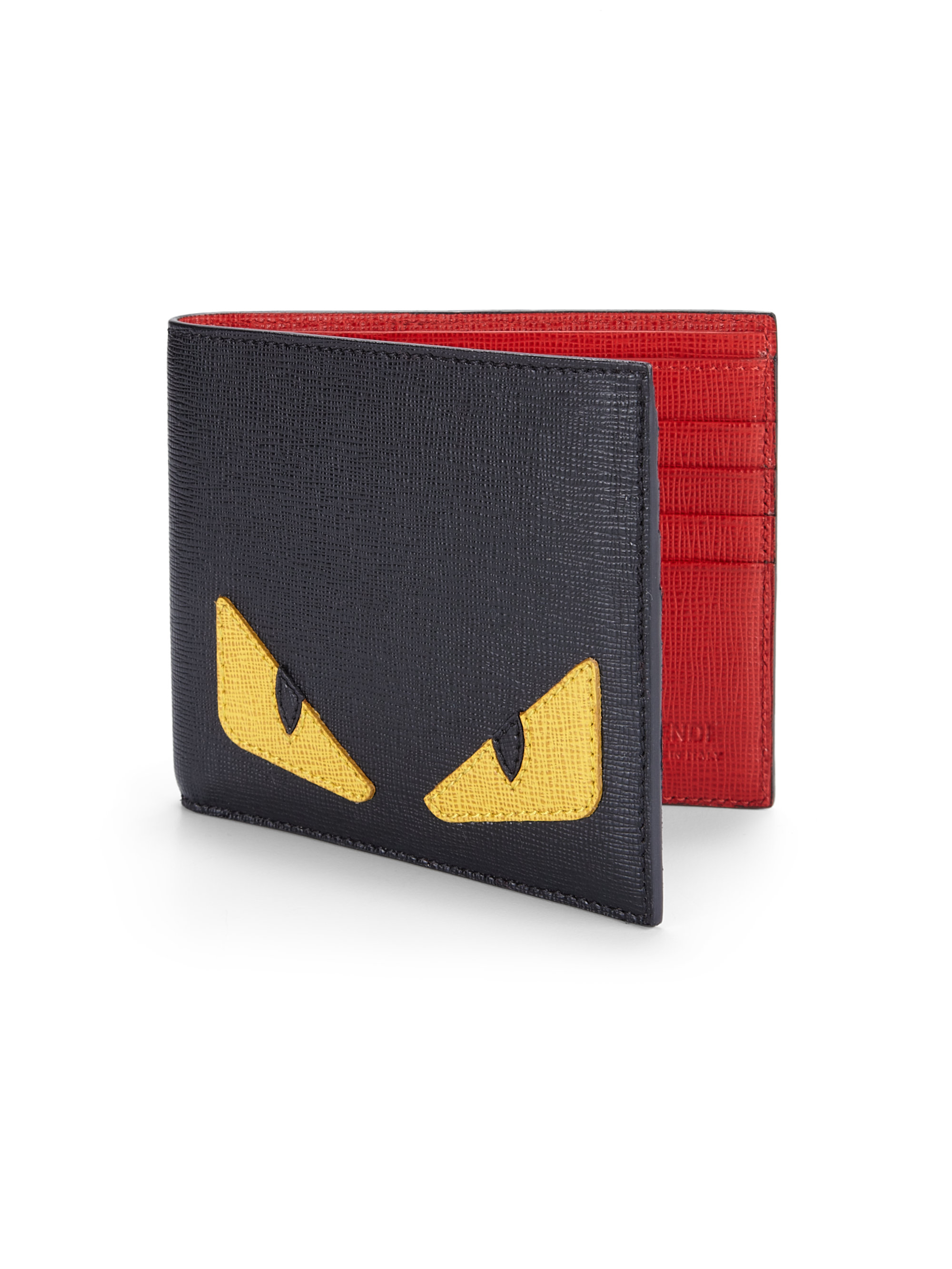 Fendi Wallet Black