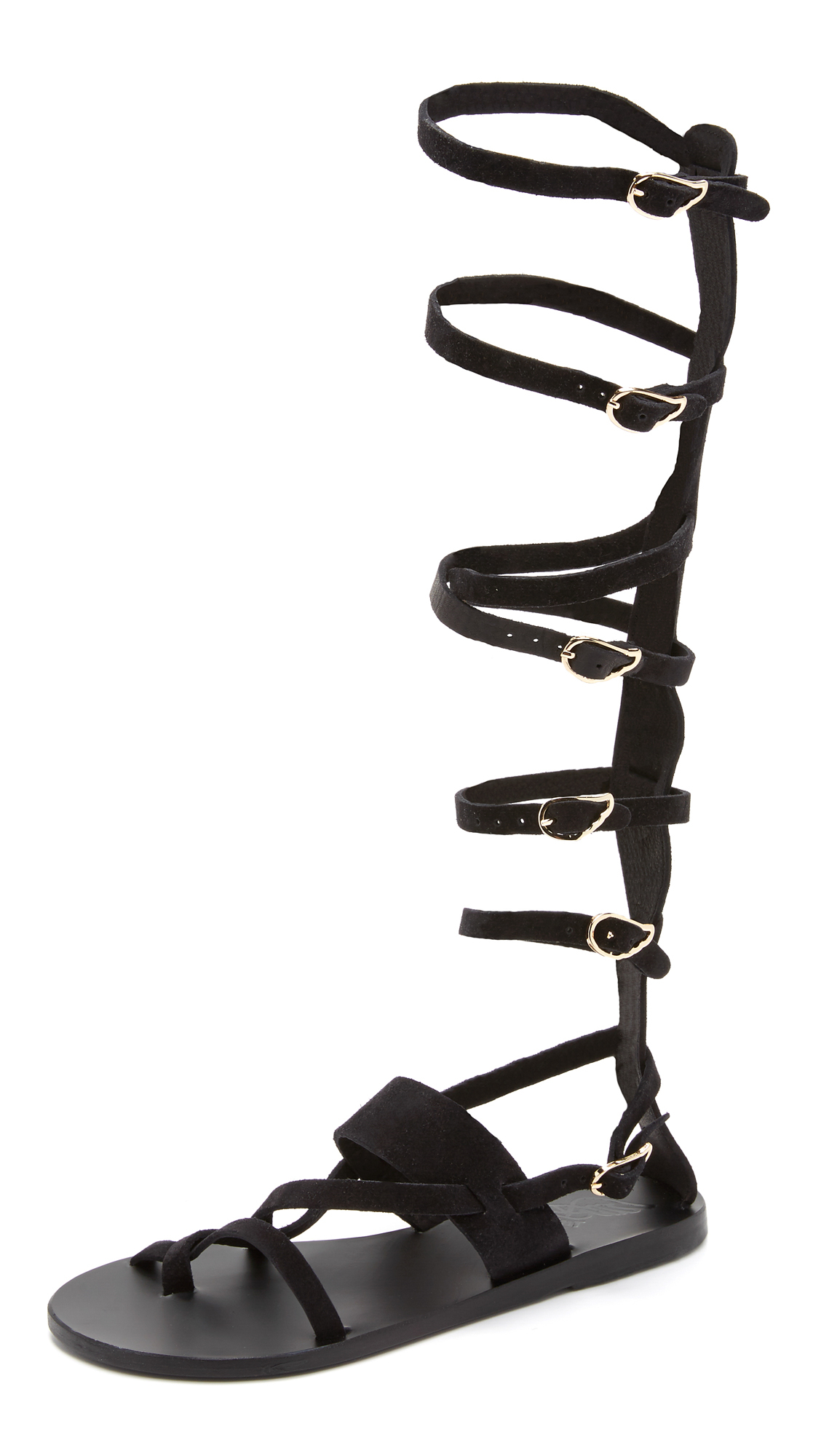 Lyst Black In Gladiator Greek Alethea High Sandals Vn8omn0w Ancient cu1T3K5lFJ