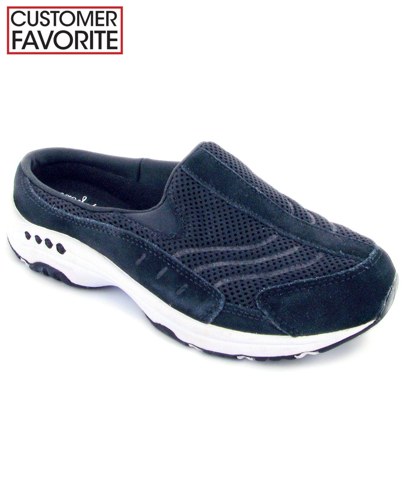 Easy Spirit Traveltime Sneakers In Blue Navy Lyst