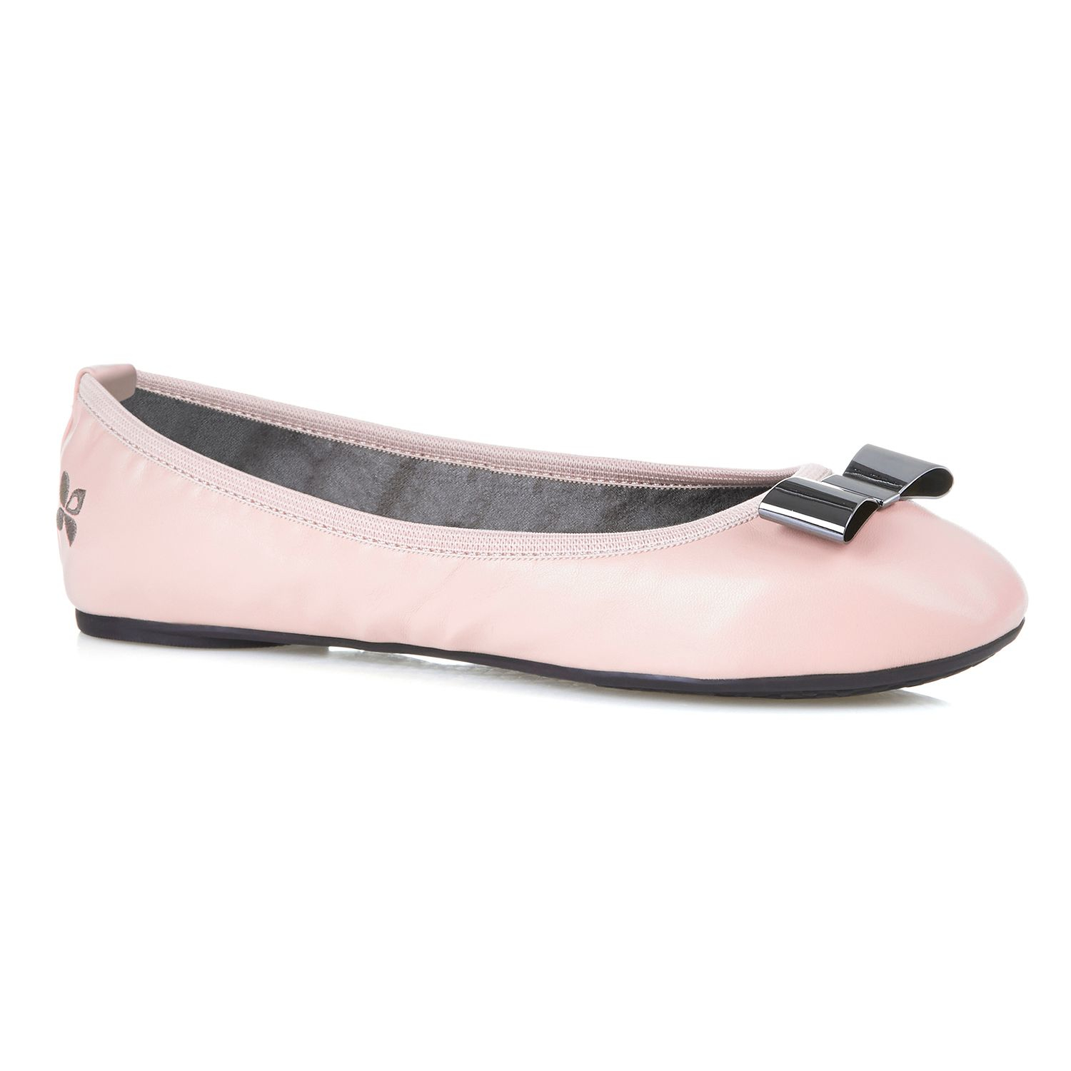 butterfly twists chloe ballerina shoes in pink lyst. Black Bedroom Furniture Sets. Home Design Ideas