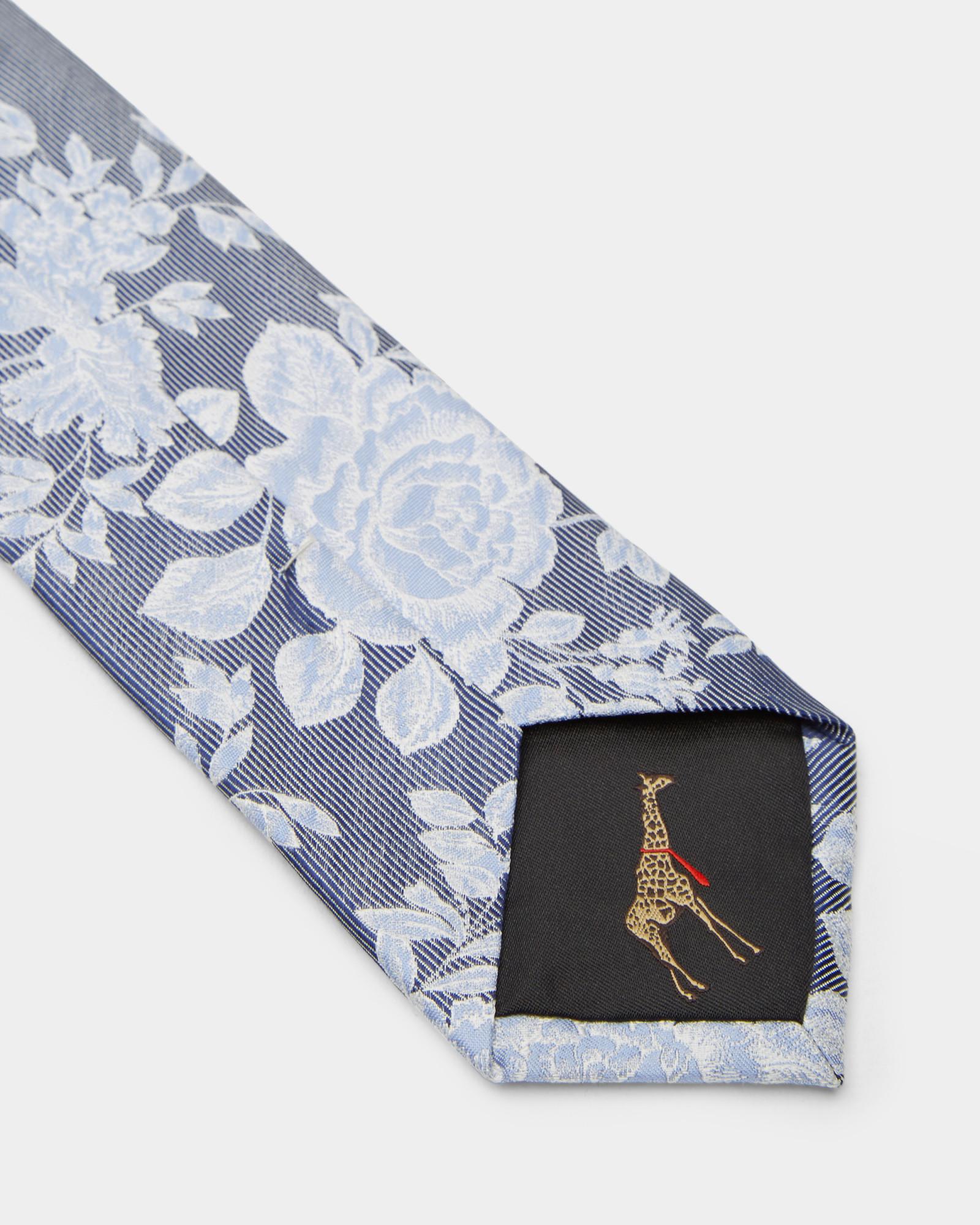 Paisley Jacquard Silk Tie Ted Baker CEPqnaqyQ