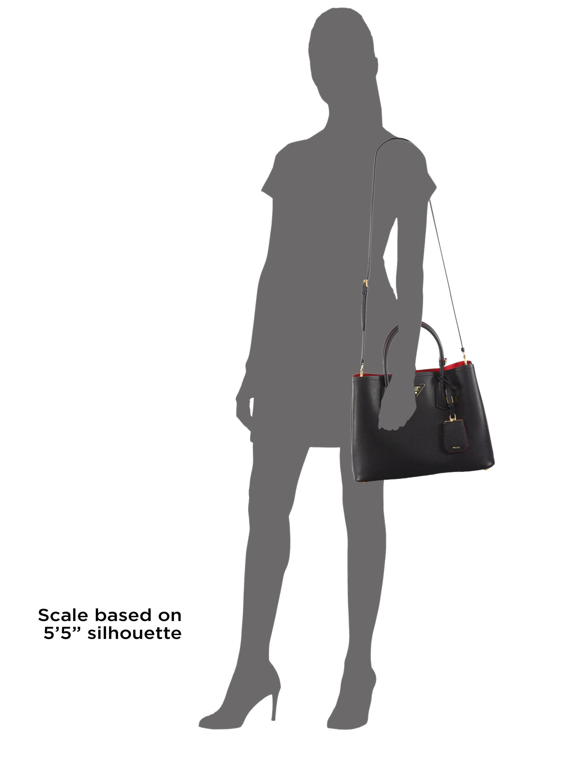 9bec0ea38cc8 Gallery. Previously sold at  Saks Fifth Avenue · Women s Prada Saffiano Cuir