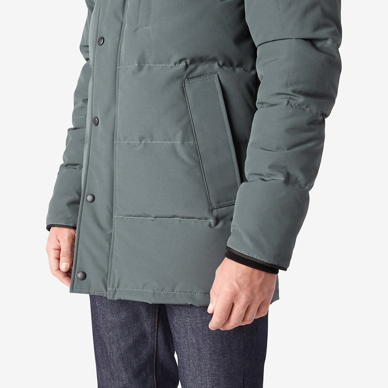 Canada Goose coats replica price - Canada goose Carson Parka in Gray for Men (SLATE) | Lyst