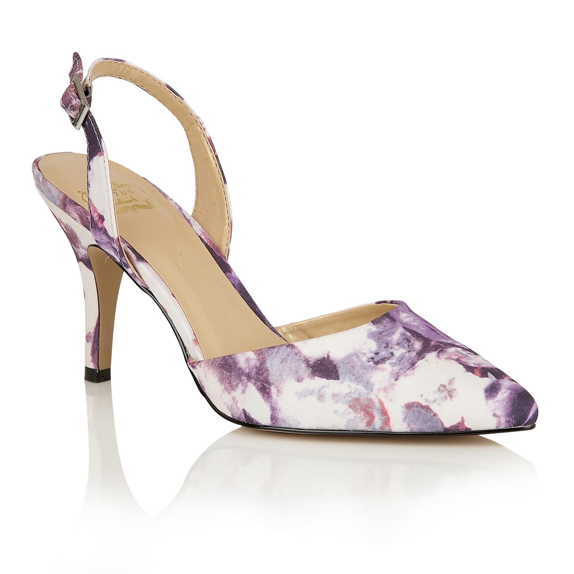 Lotus Ladies Court Shoes
