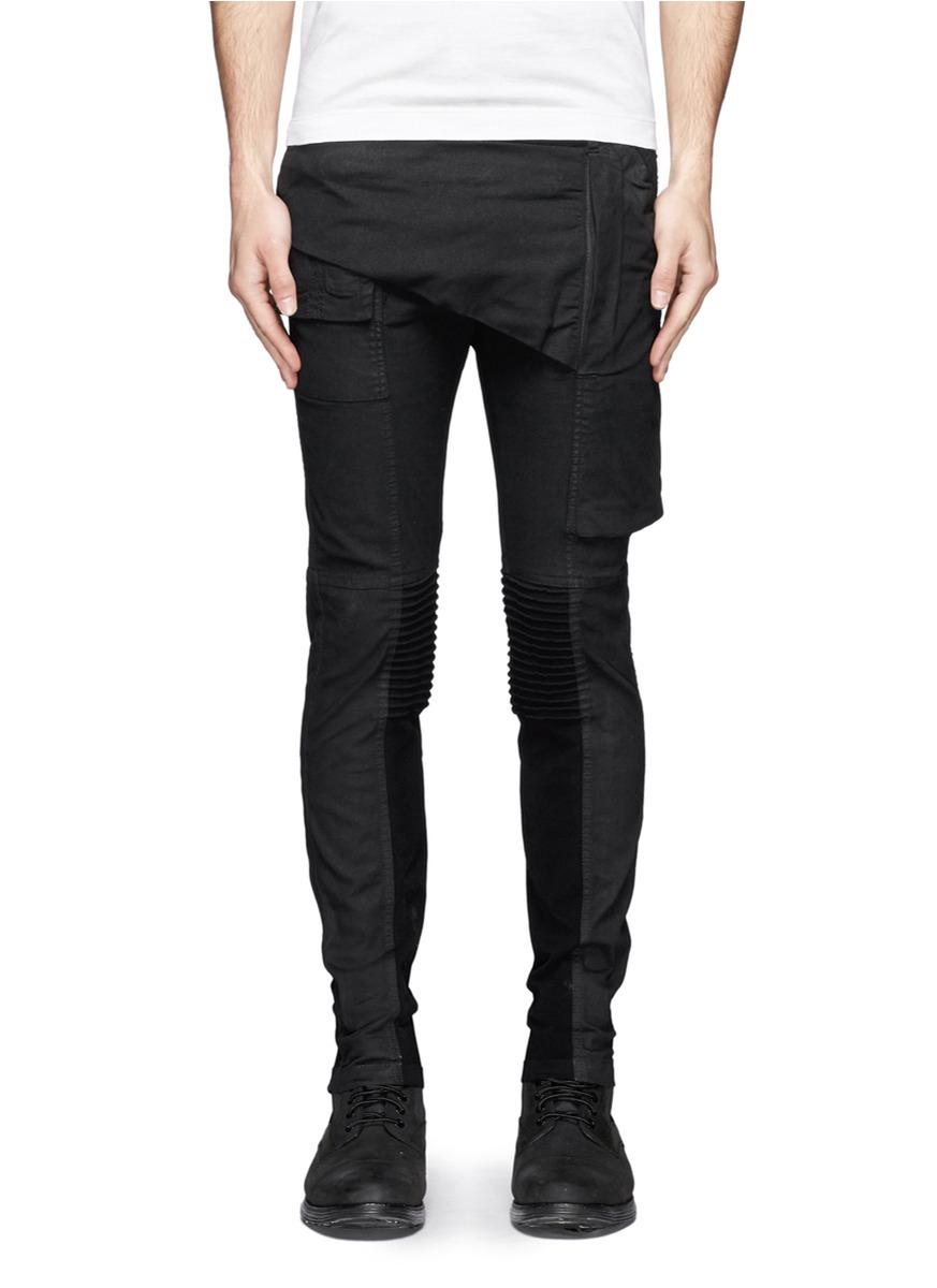 Black Levi Skinny Jeans Men