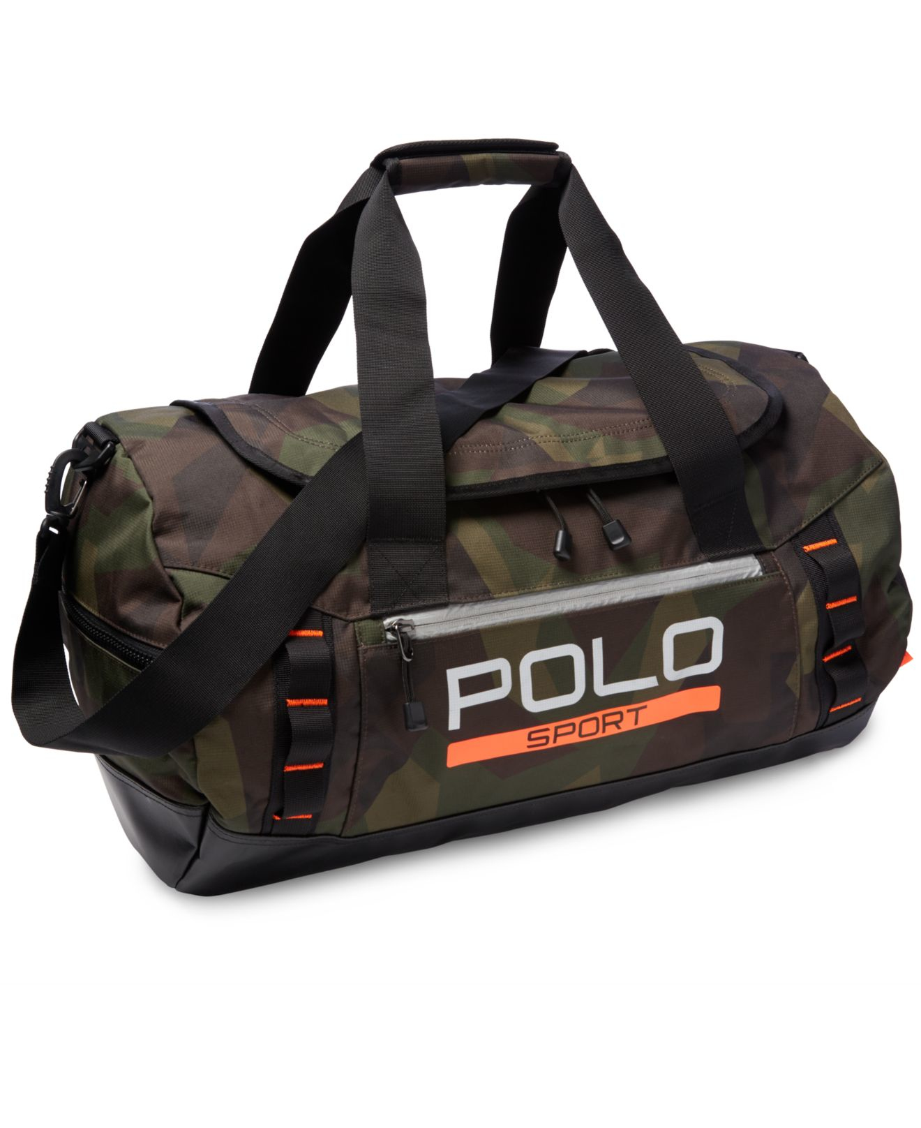 504d09c72786 ... discount lyst polo ralph lauren polo sport duffel bag in green for men  cf3ed 5a3dc