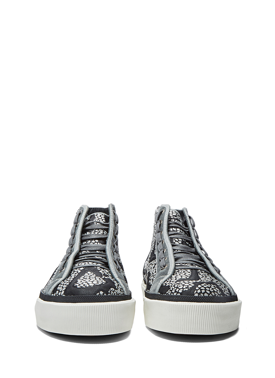 Garda Black Chunky Shoes