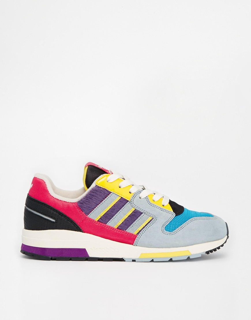 Zx 420 Multi Colored Sneakers