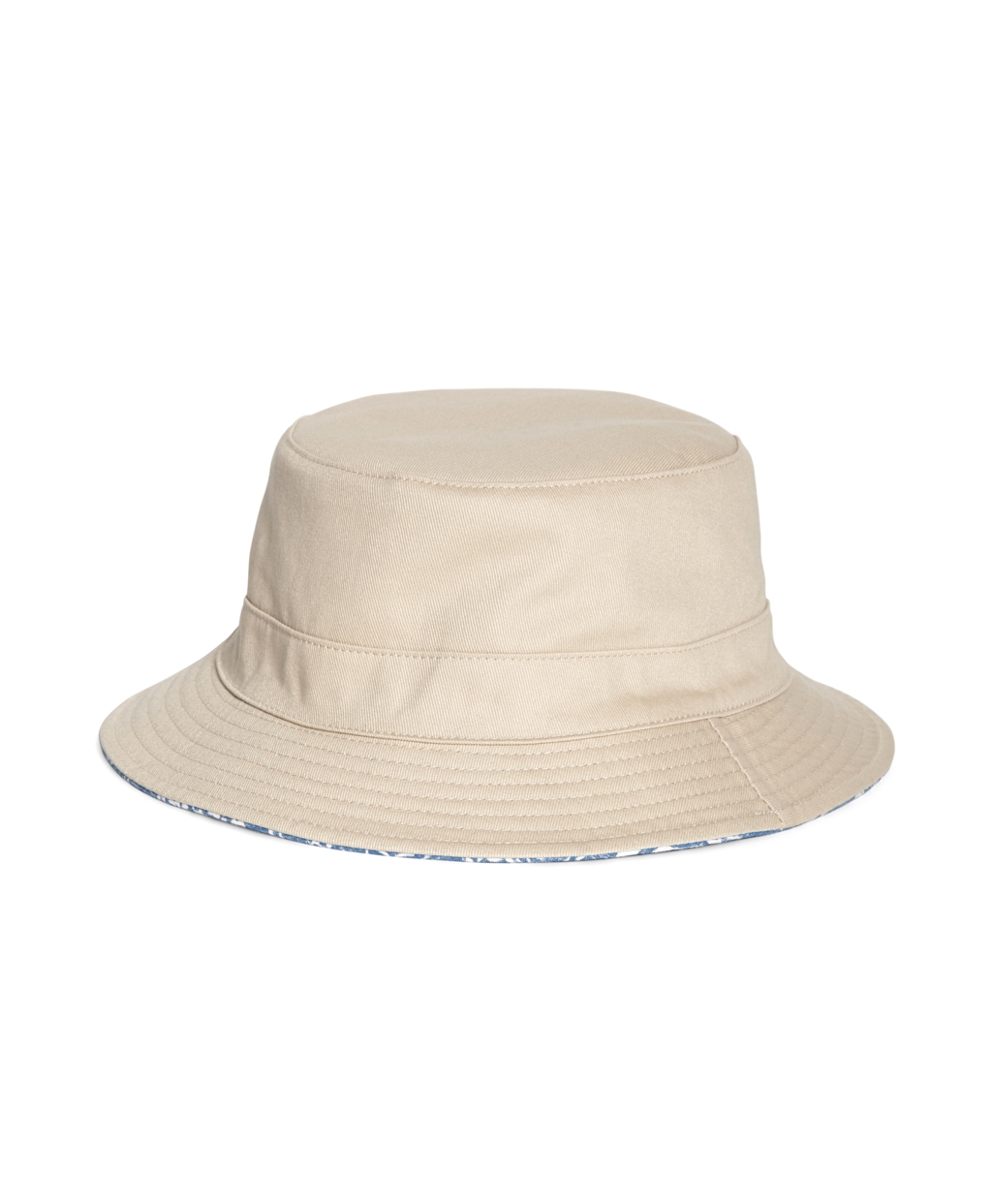 e262ec5b Brooks Brothers Tropical Print Bucket Hat in Blue for Men - Lyst