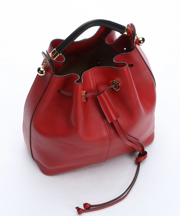 chloe purse prices - small gala bucket bag in smooth calfskin