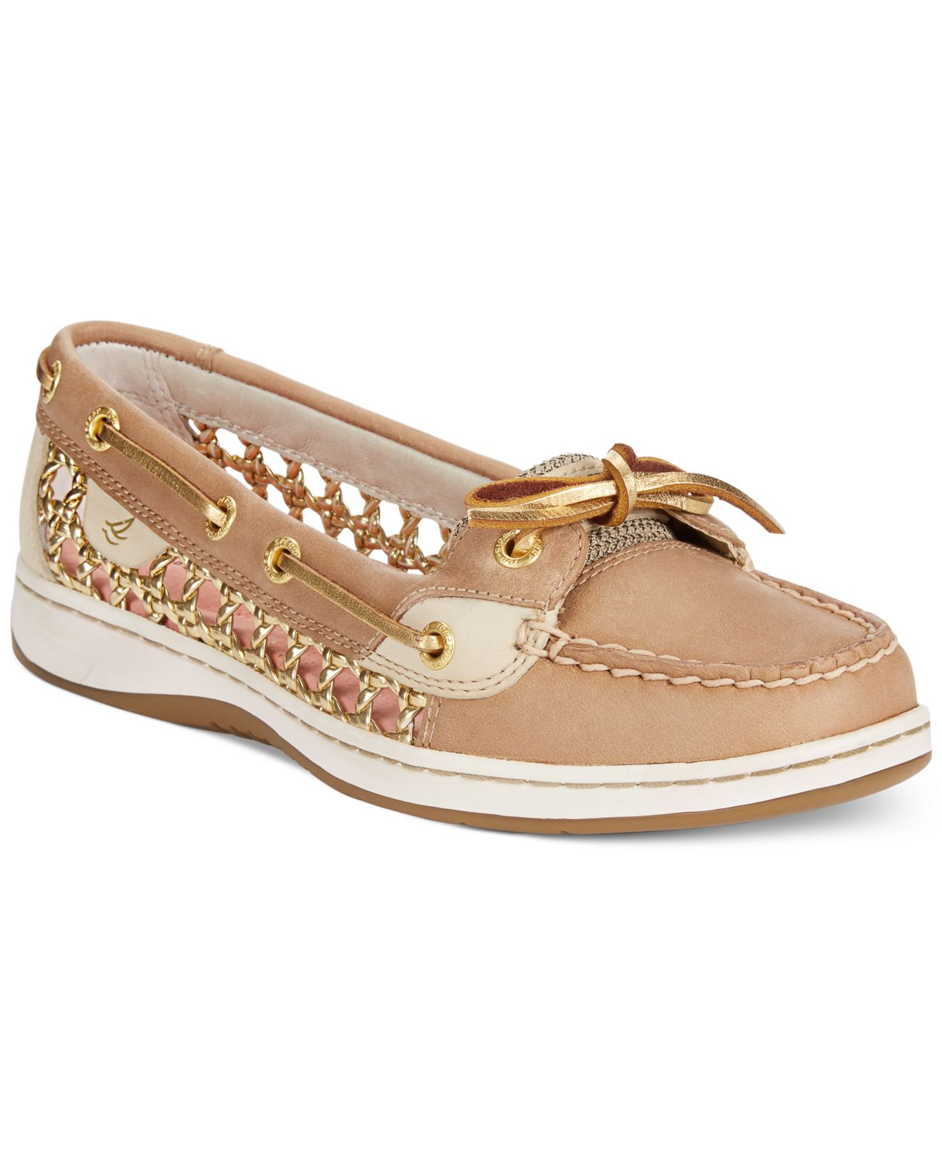 Angelfish Boat Shoes