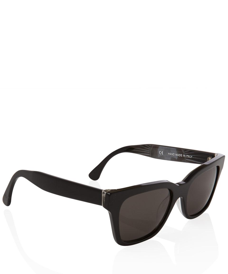 Lyst Retrosuperfuture Black America Maria Sunglasses In