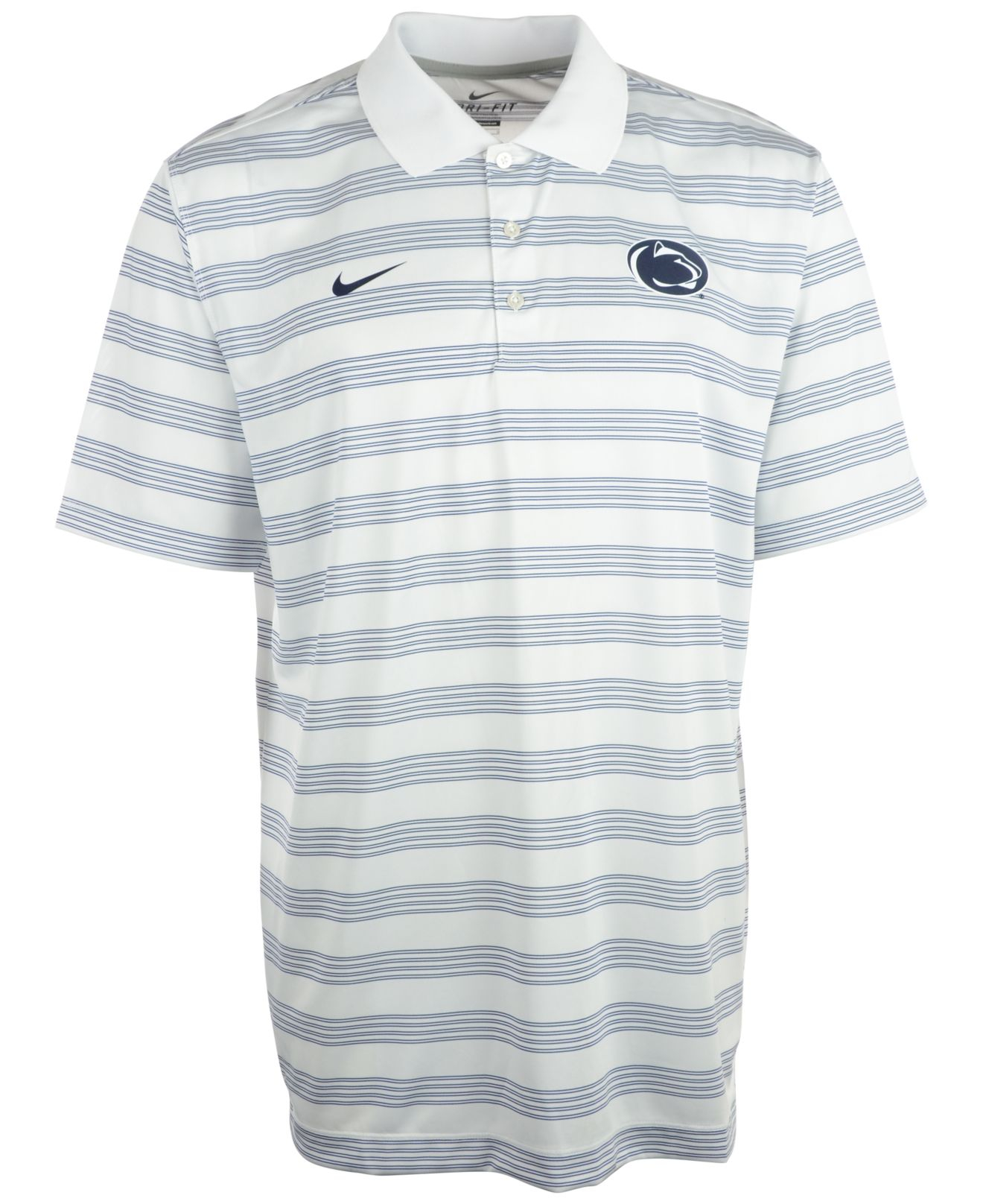 Lyst Nike Mens Penn State Nittany Lions Dri Fit Preseason Polo