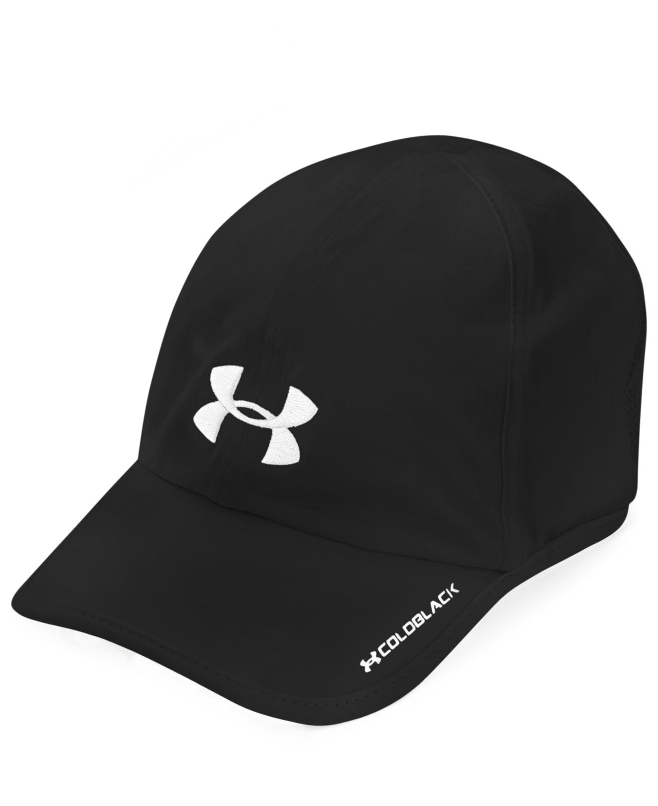 053ea6602cb ... coupon code for lyst under armour shadow sport cap in white f0f5e d20a7