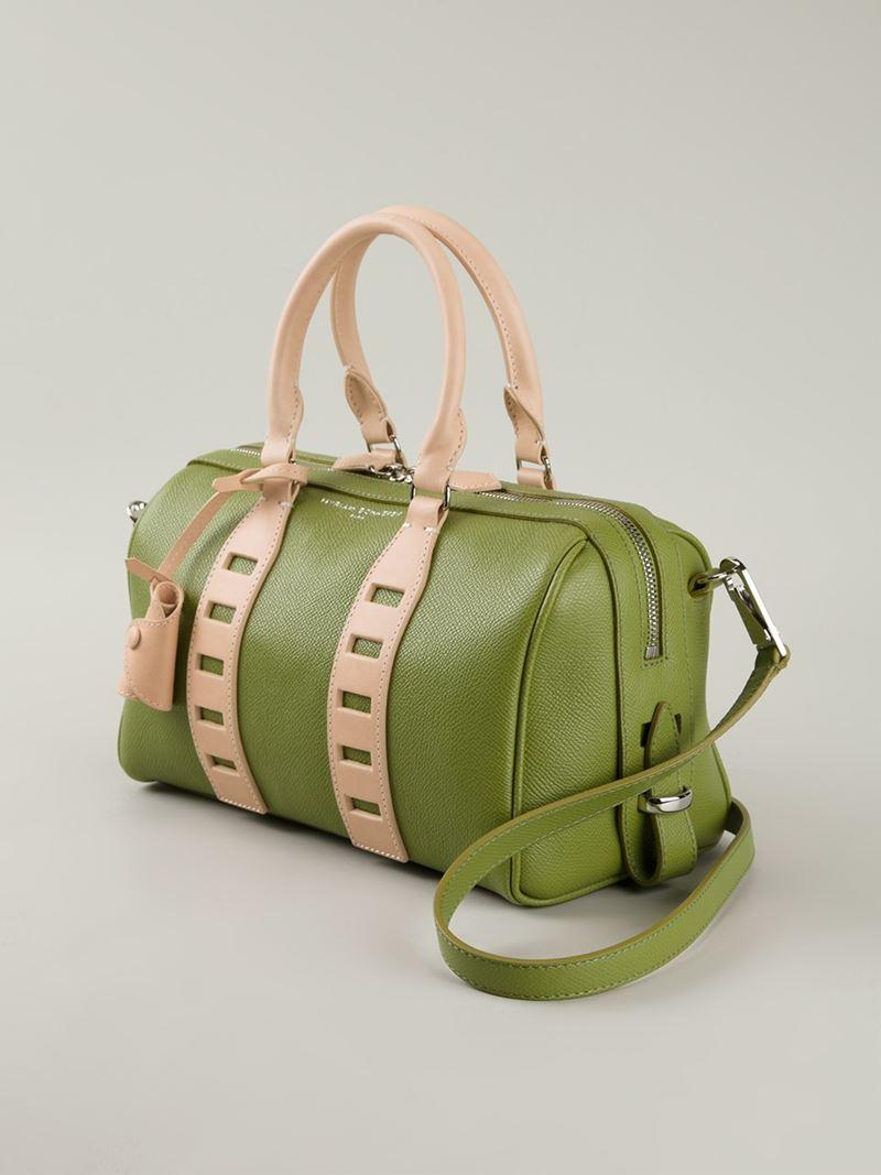 Myriam Schaefer 'dante' Tote Bag in Green