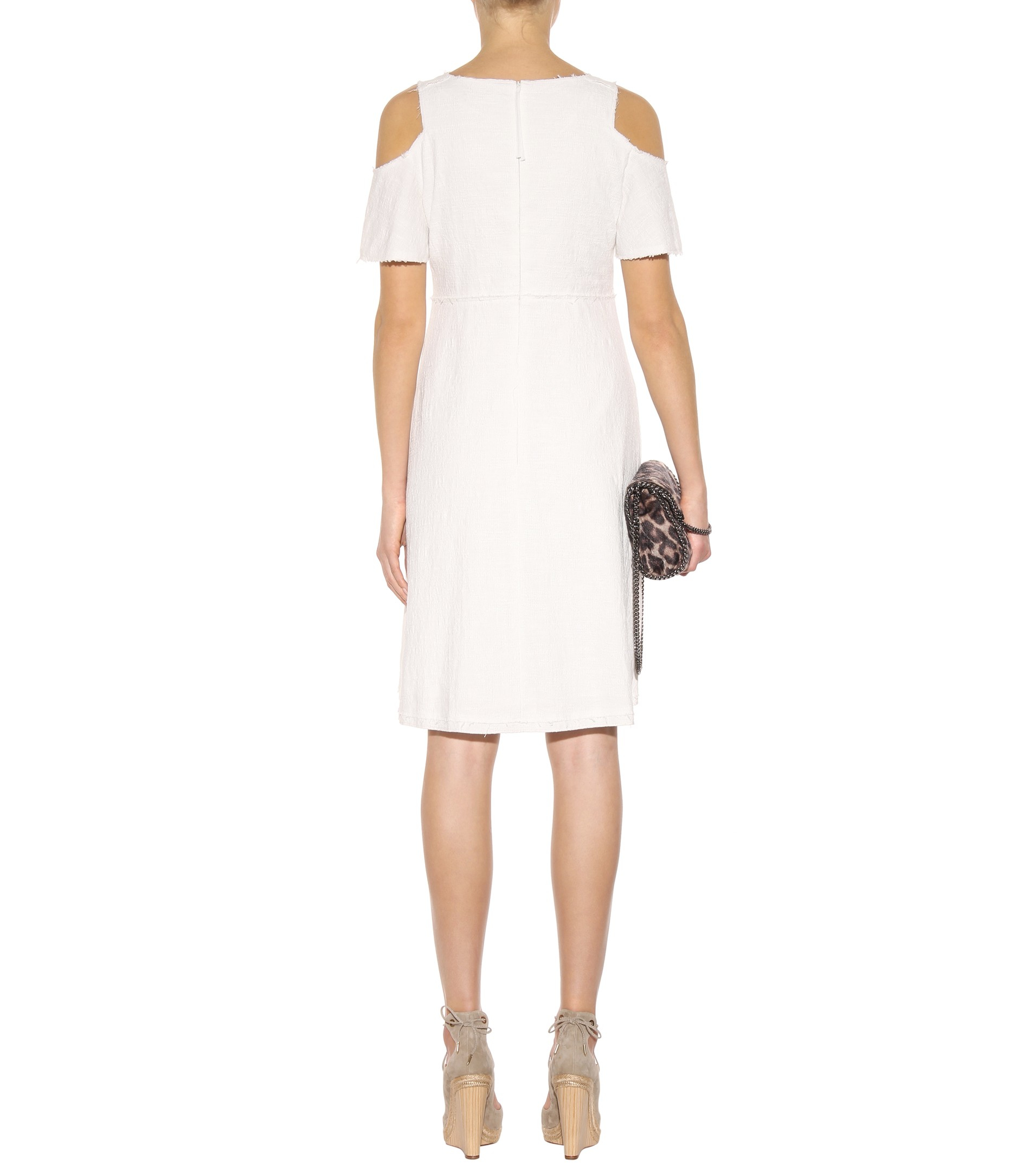 Nature Dress: Dorothee Schumacher Close To Nature Cotton Dress In