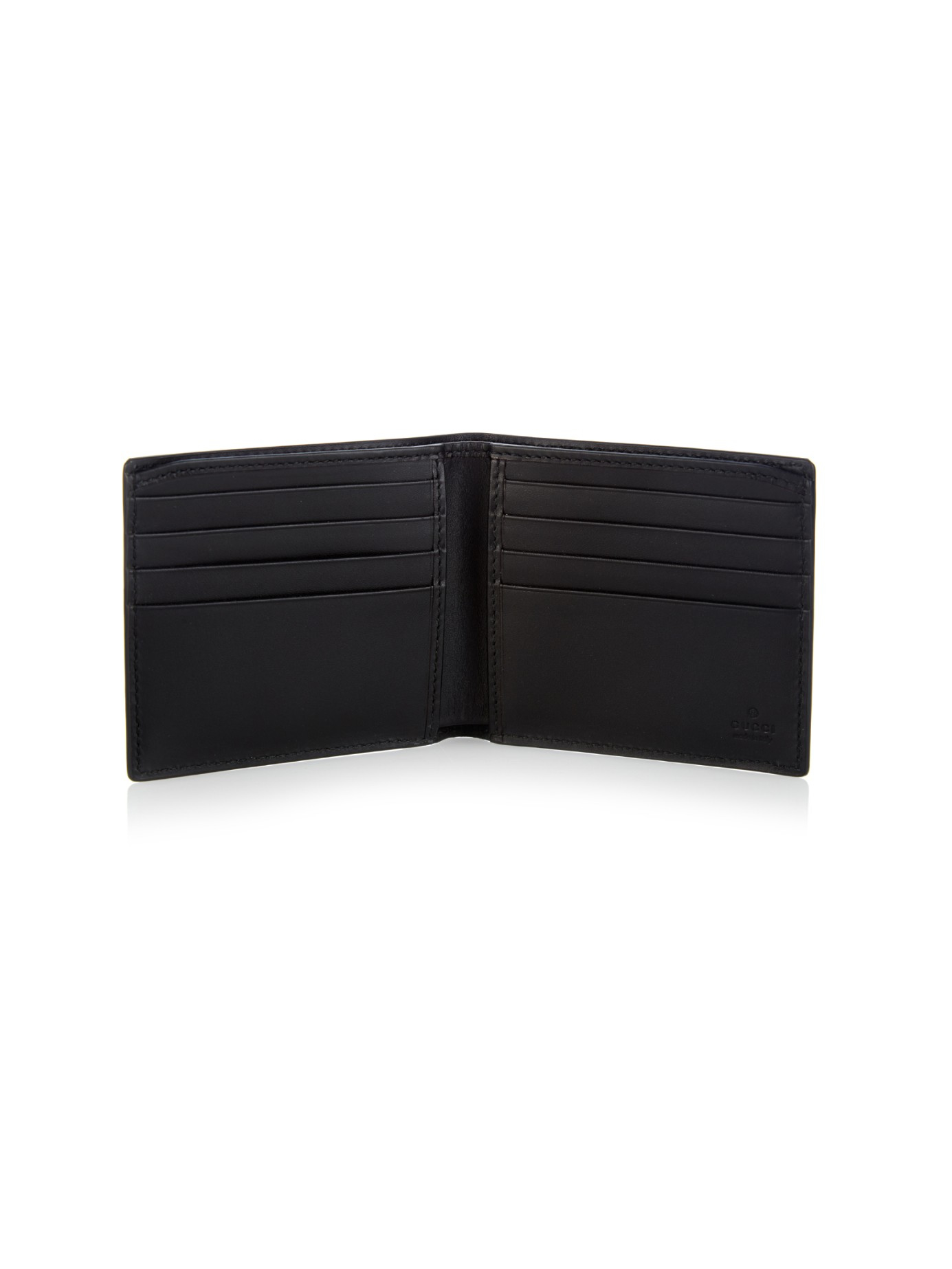 77dad5051d05 Gucci Web Leather Wallet