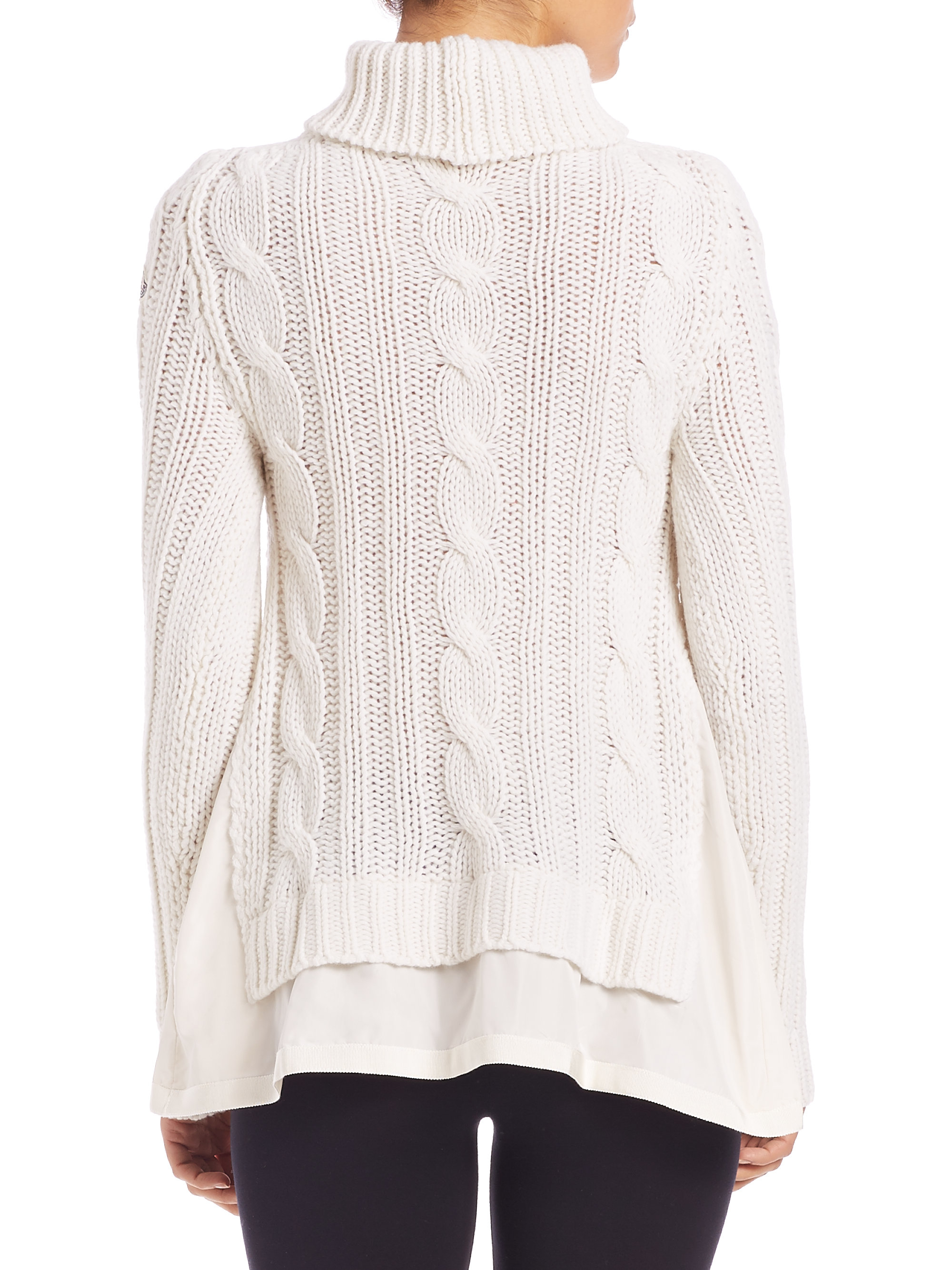 Hem Hemisphere Hem Sweater Gris Flared Flared Sweater Hemisphere Gris 41nxq66UE