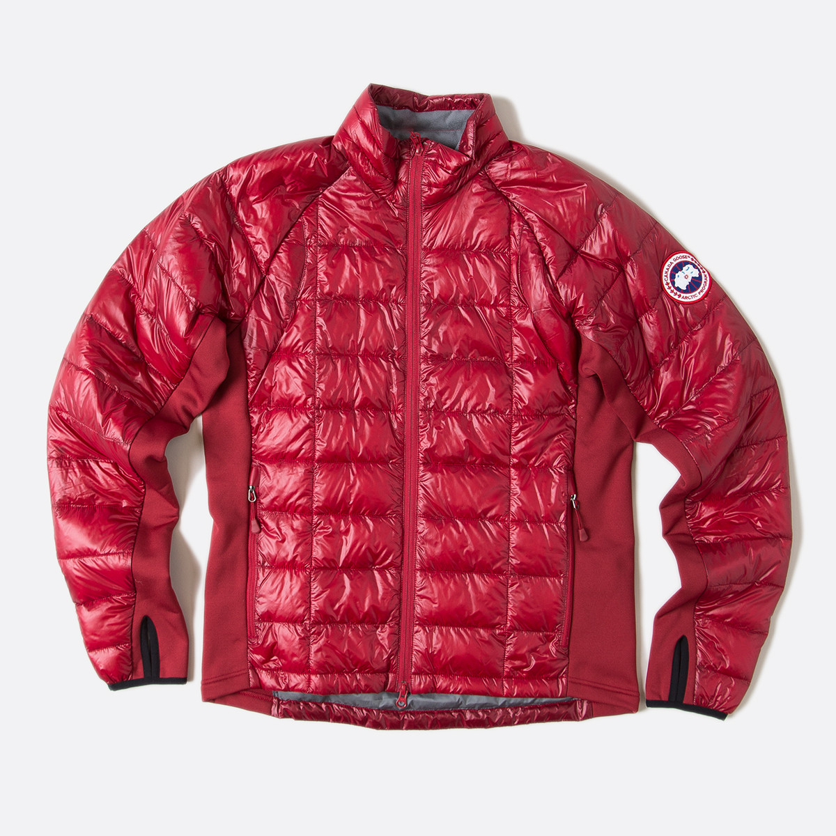 Canada Goose toronto replica store - Canada goose 'hybridge Lite' Jacket in Red for Men | Lyst