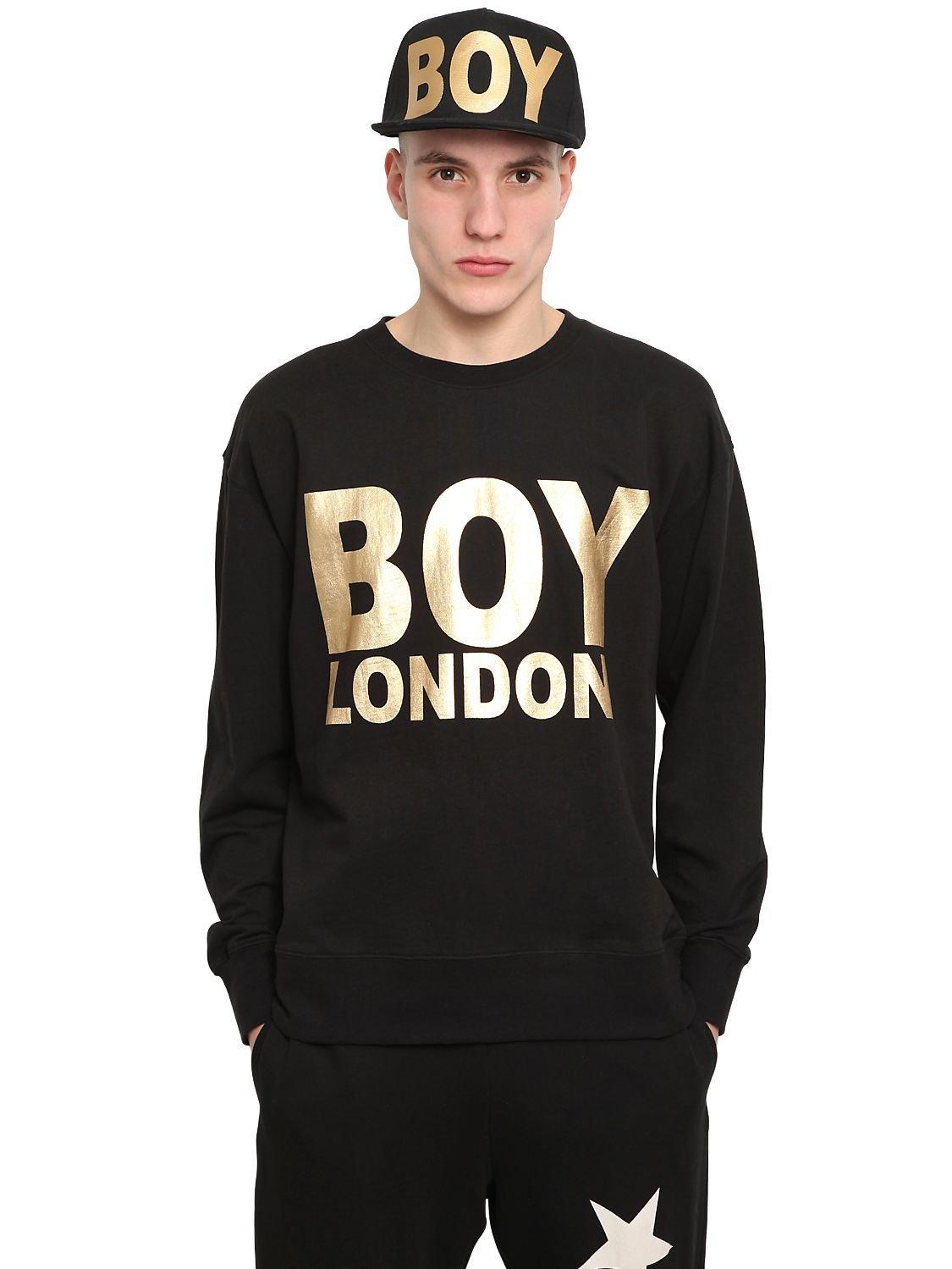 London boy clothing store