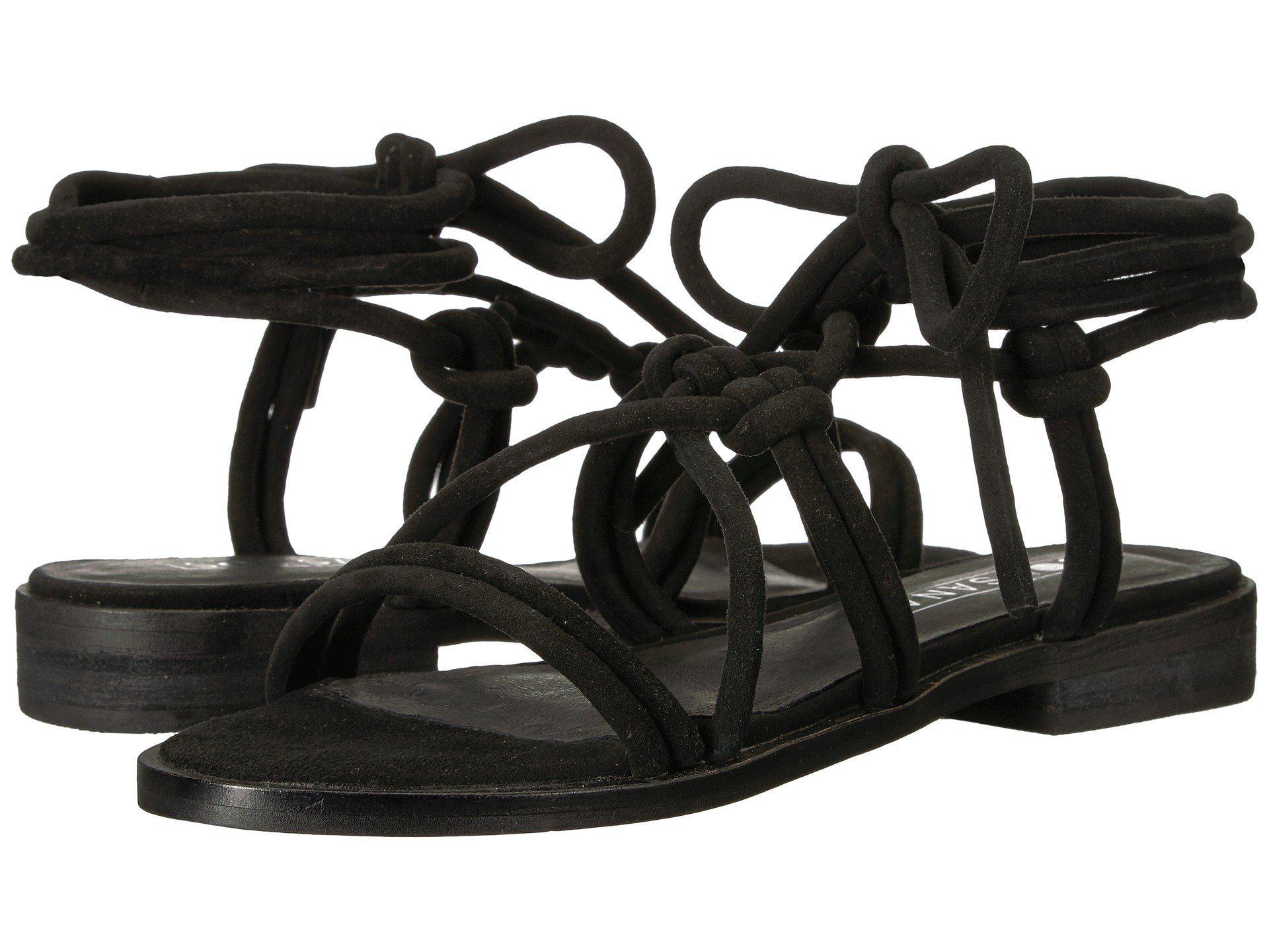 1907763e2d06 Lyst - Sol Sana Kip Sandal in Black - Save 50%