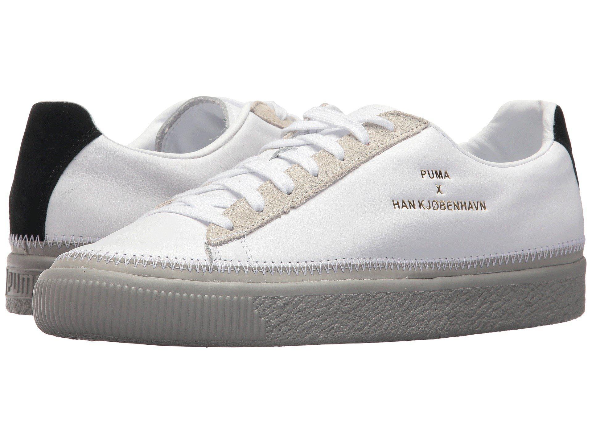 a6cbc4441e8674 Lyst - PUMA X Han Kjobenhavn Basket Stitched Sneaker for Men
