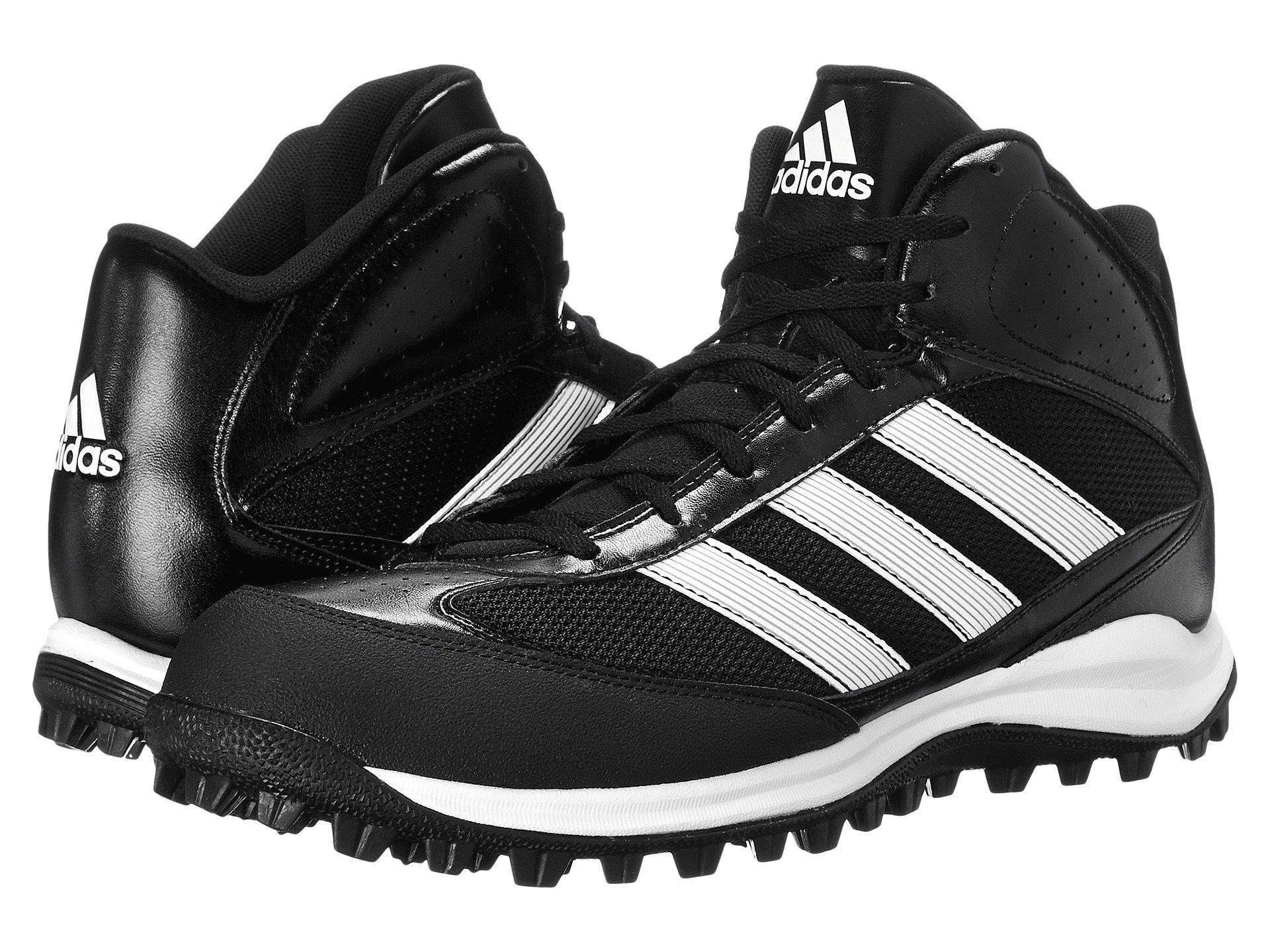 9e4f6656323 adidas Turf Hog Lx Mid in Black for Men - Lyst