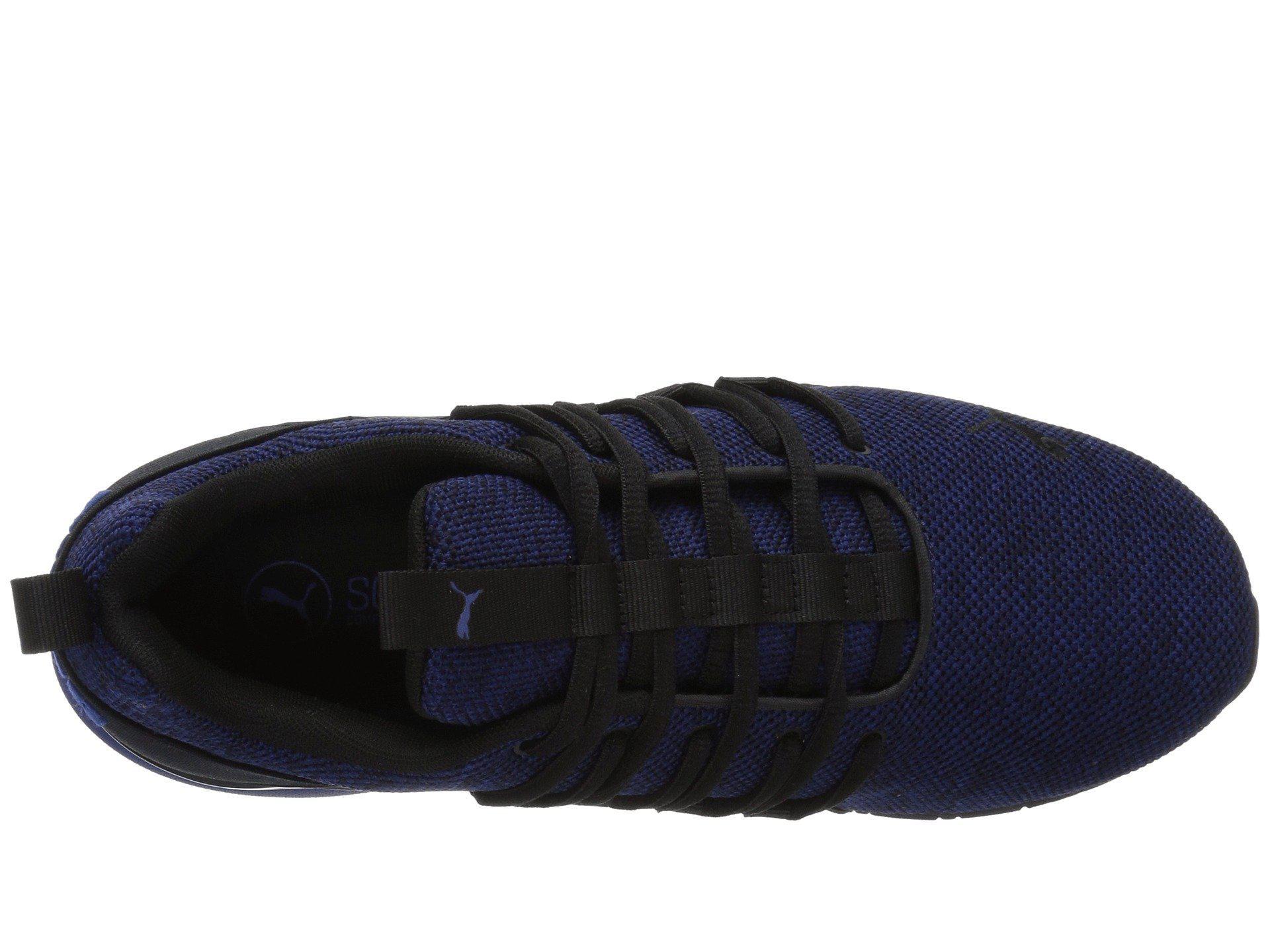 af820da1b57a Lyst - PUMA Axelion in Blue for Men