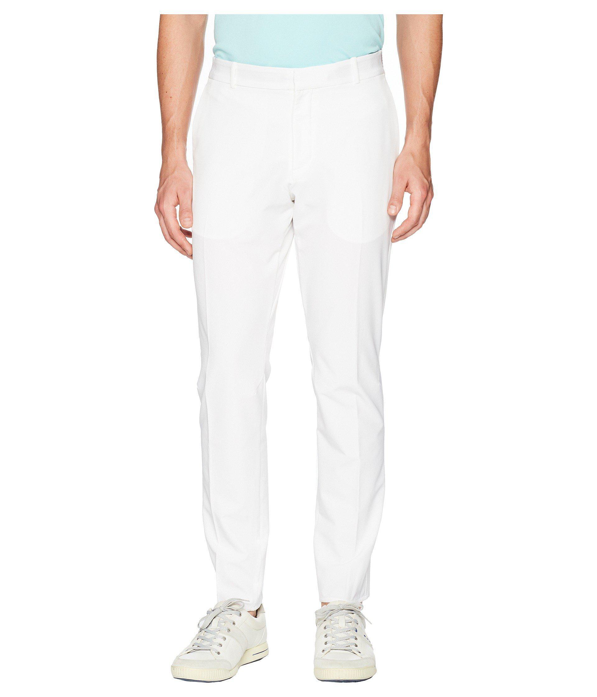 897b31f5787b Lyst - Nike Flex Pants in White for Men - Save 22%