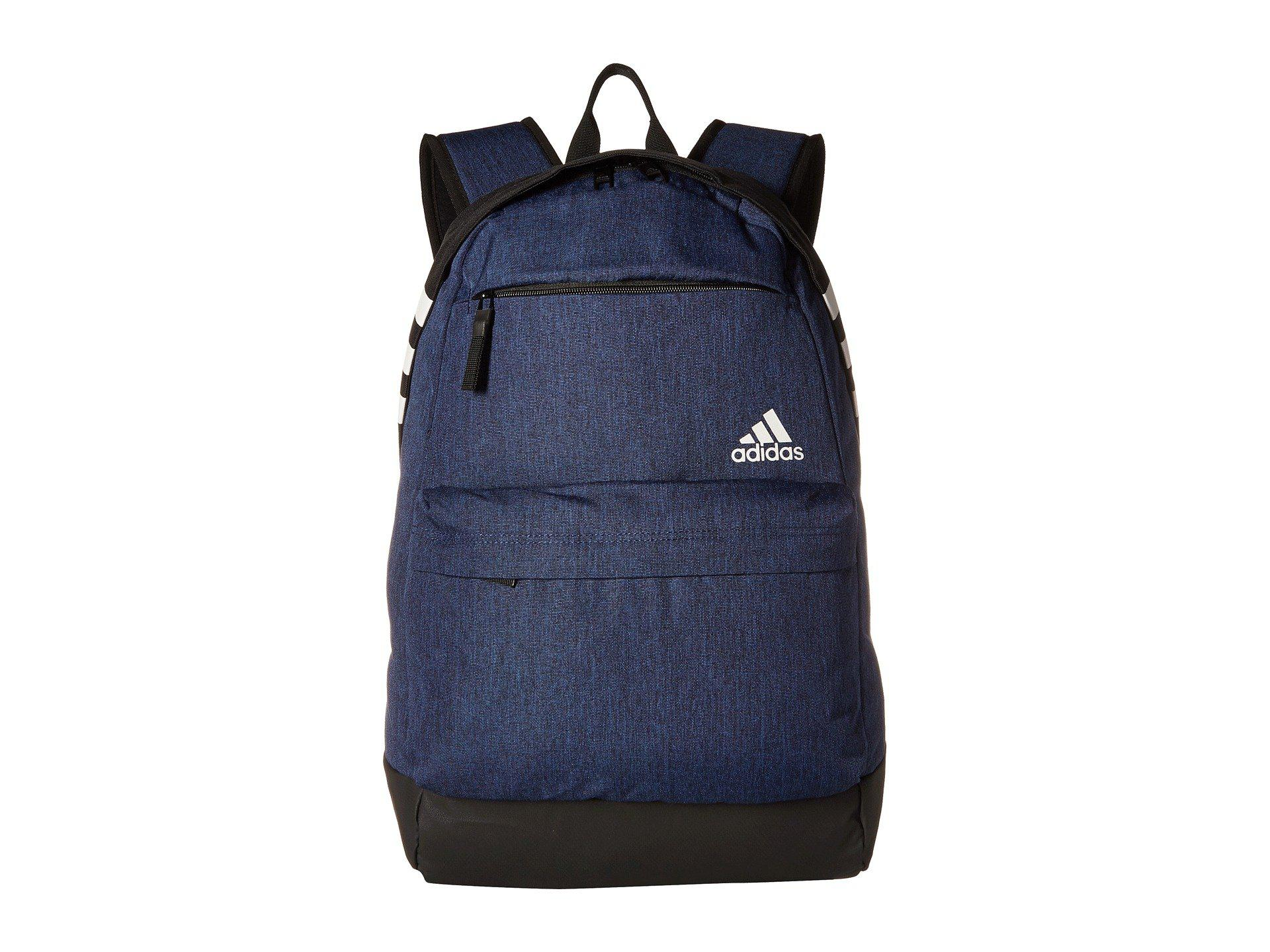 8ade4bc7f3d1 Lyst - Adidas Daybreak Ii Backpack in Black