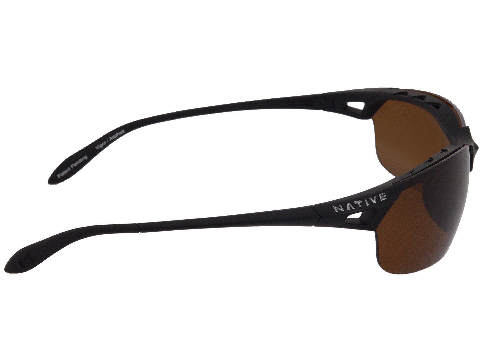 88e962846a Lyst - Native Eyewear Vigor Polarized in Brown