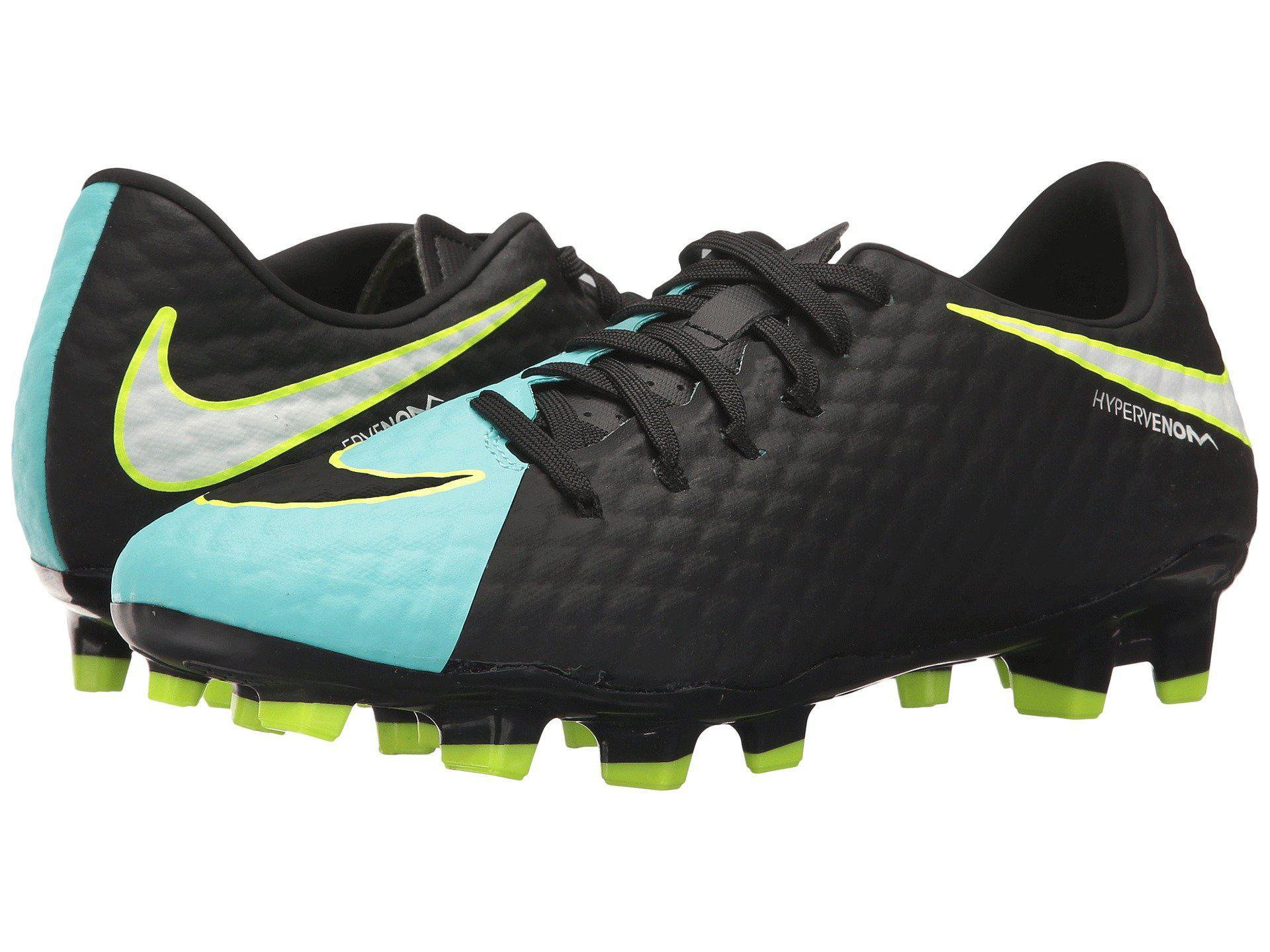 7b7c18dcf Lyst - Nike Hypervenom Phelon Iii Fg in Black