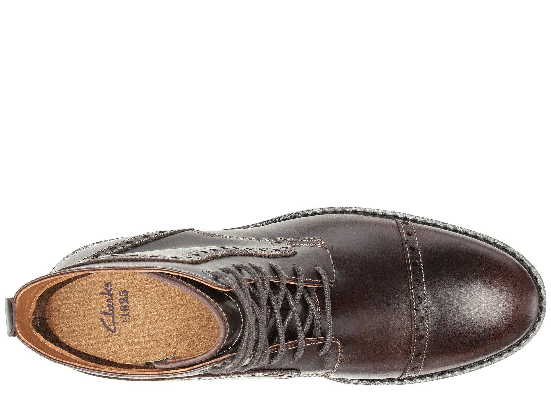 69ae7eb0508a3 Lyst - Clarks Montacute Cap in Brown for Men - Save 45%