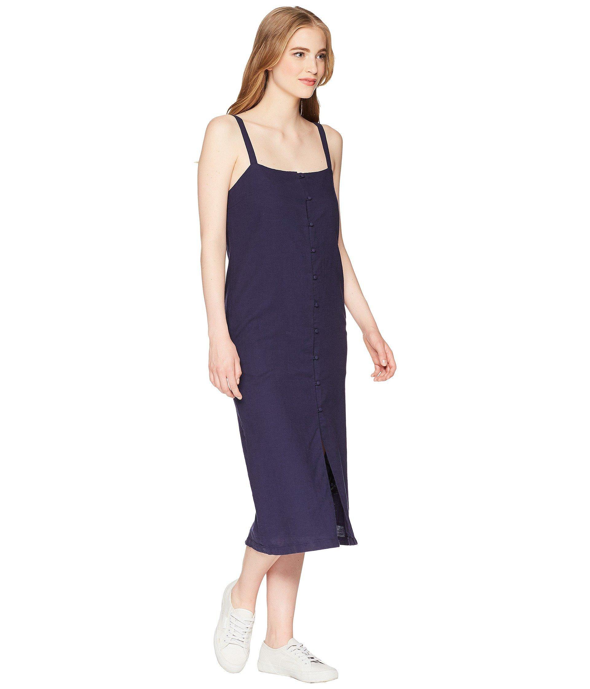 0cba579a76 Tavik - Blue Tara Midi Dress - Lyst. View fullscreen