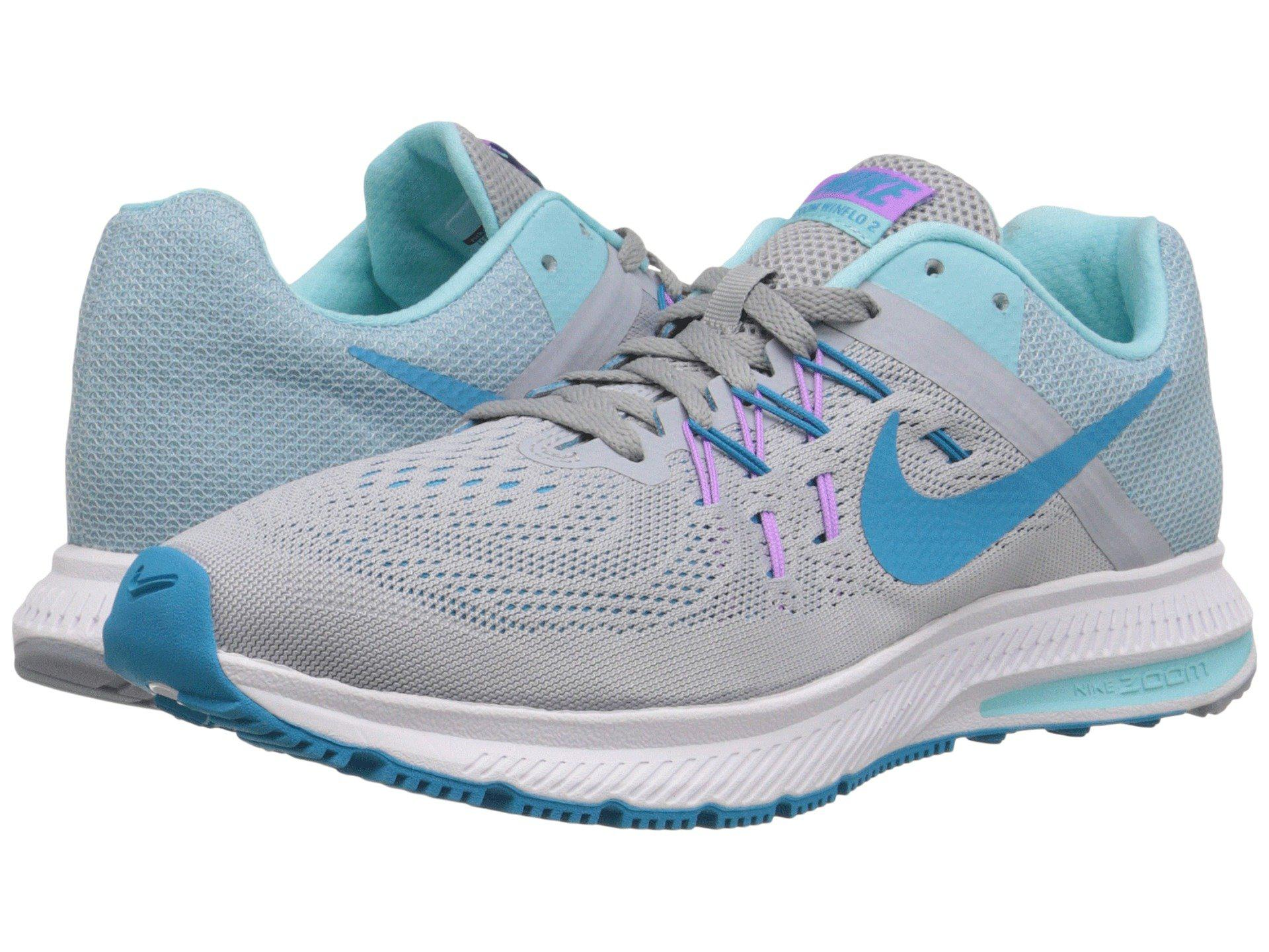 5ad81b63ae54 Lyst - Nike Zoom Winflo 2 in Blue