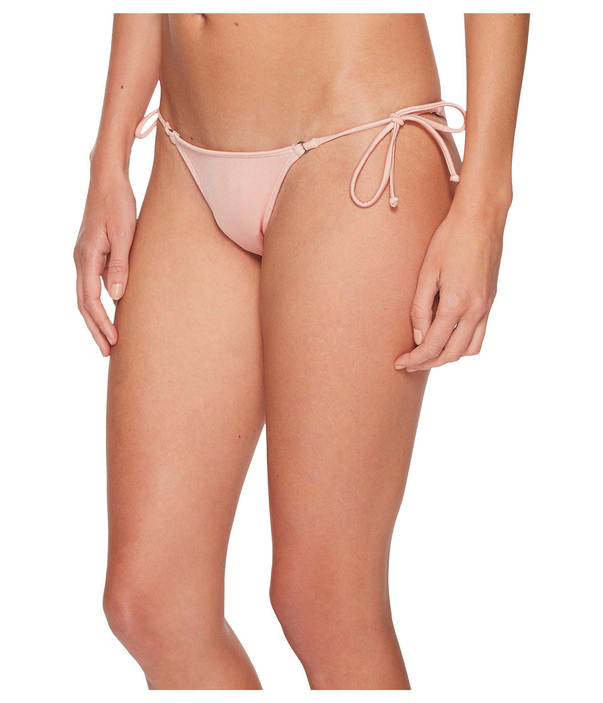 a3e5b9a37c Lyst - Billabong Sol Searcher Tie Side Isla Bikini Bottom
