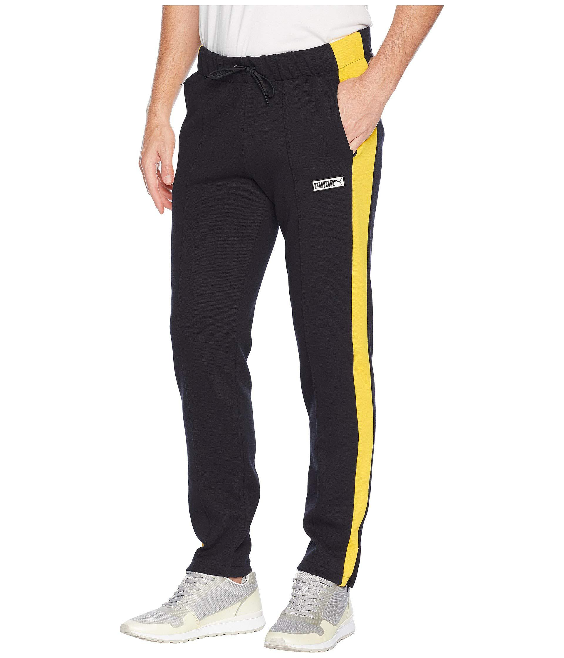 a3922a5ca431 Lyst - PUMA Spezial T7 Track Pants in Black for Men - Save 49%