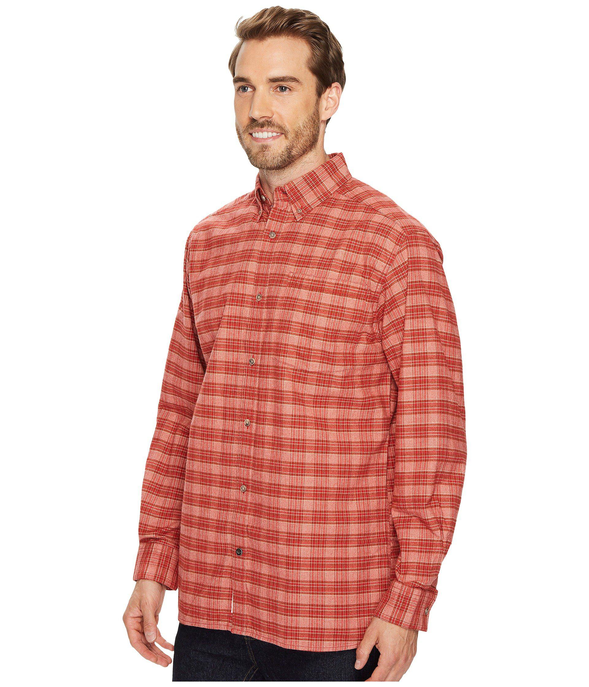 4cf8a41a47 Lyst - Mountain Khakis Downtown Flannel Shirt in Red for Men - Save 14%