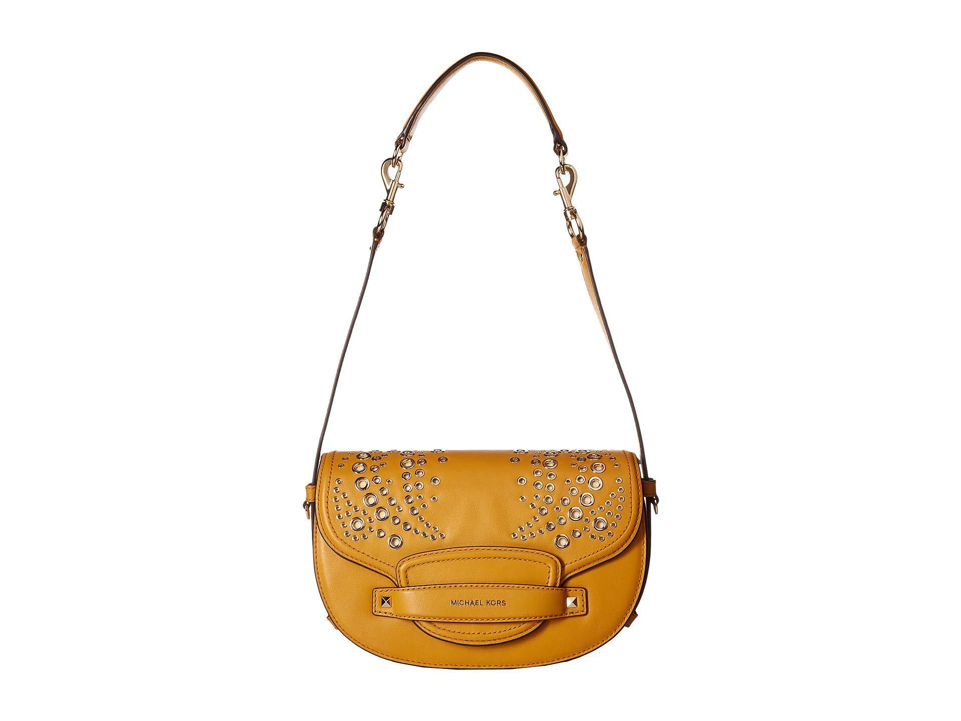 251228d45e52 MICHAEL Michael Kors. Women s Cary Medium Saddle Bag