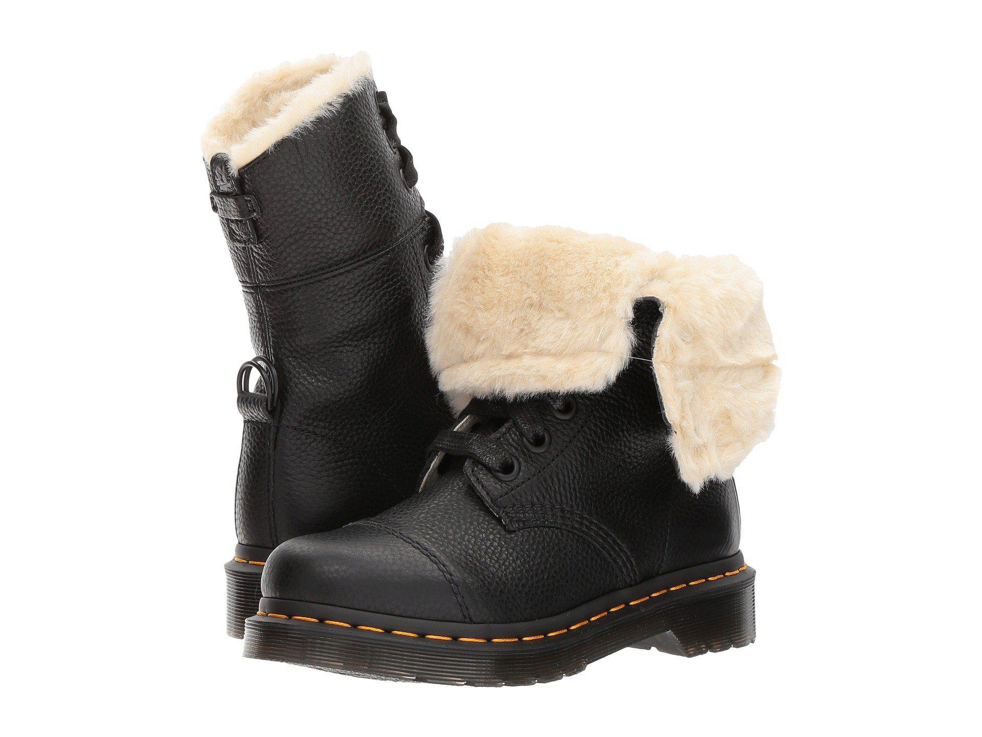 Aimilita FL 9-Eye Toe Cap Boot Dr. Martens y1BO9d1