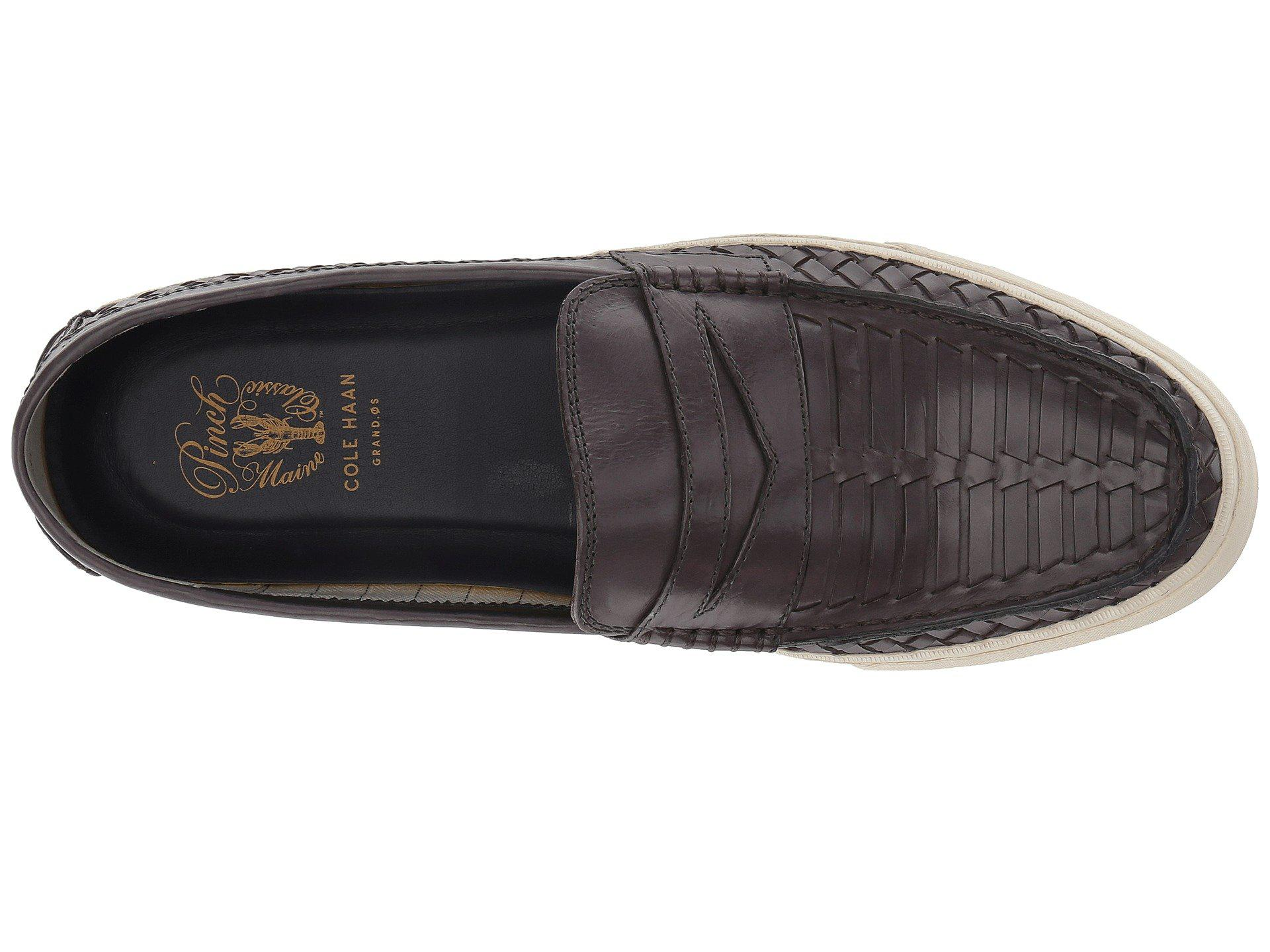 52c9f008d049 Cole Haan - Multicolor Pinch Weekender Luxe Huarache Loafer for Men - Lyst.  View fullscreen