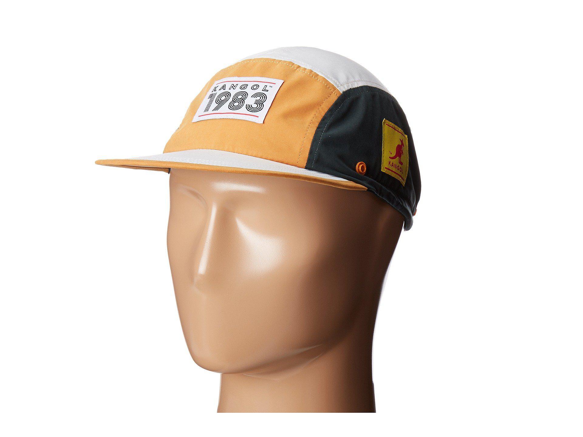 afc34cfaab2f5 Kangol 1983 Hero Sun Hat for Men - Lyst
