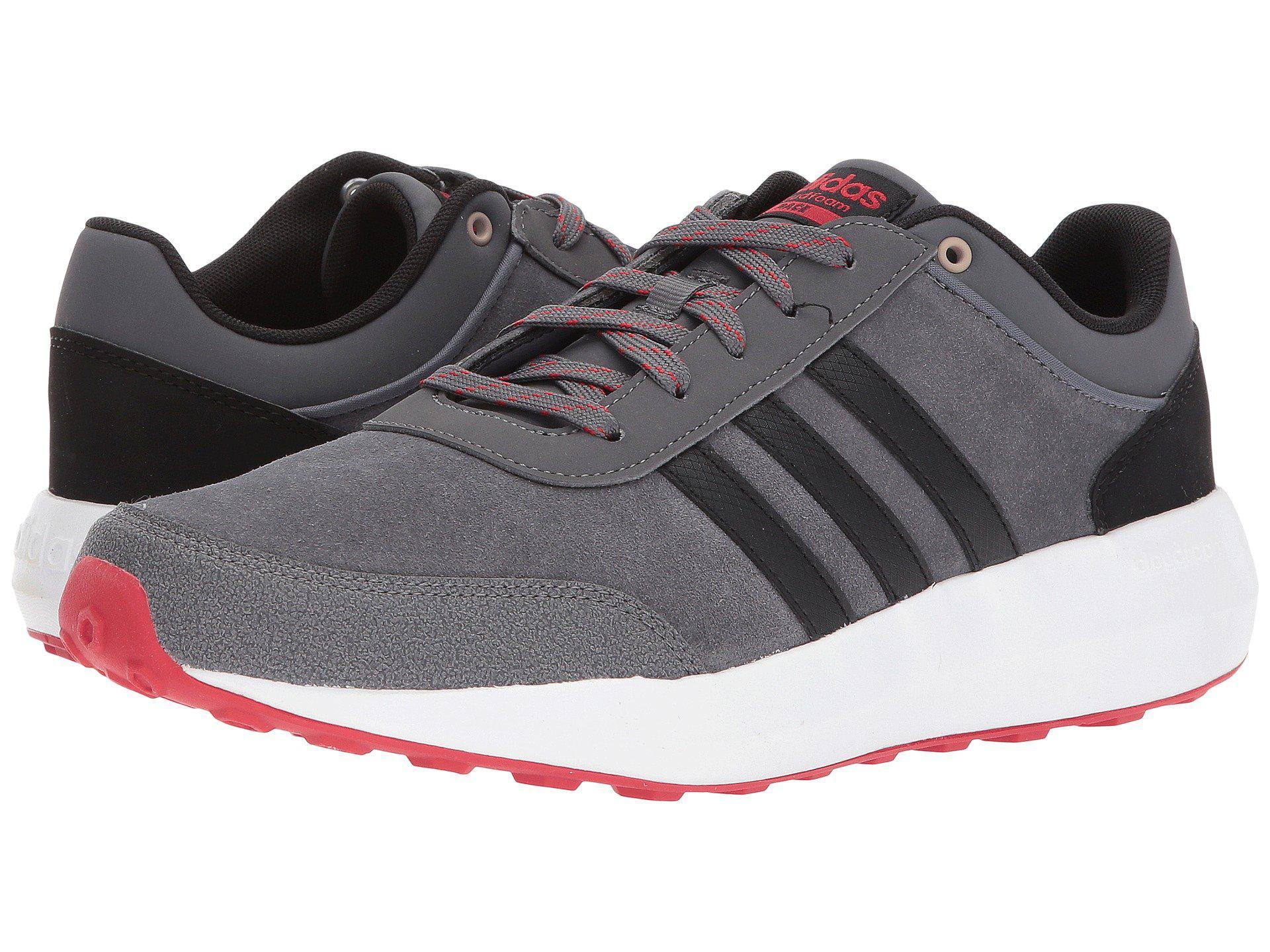 finest selection 33ee8 f9456 adidas-Grey-FiveCore-BlackScarlet-Cloudfoam-Race.jpeg