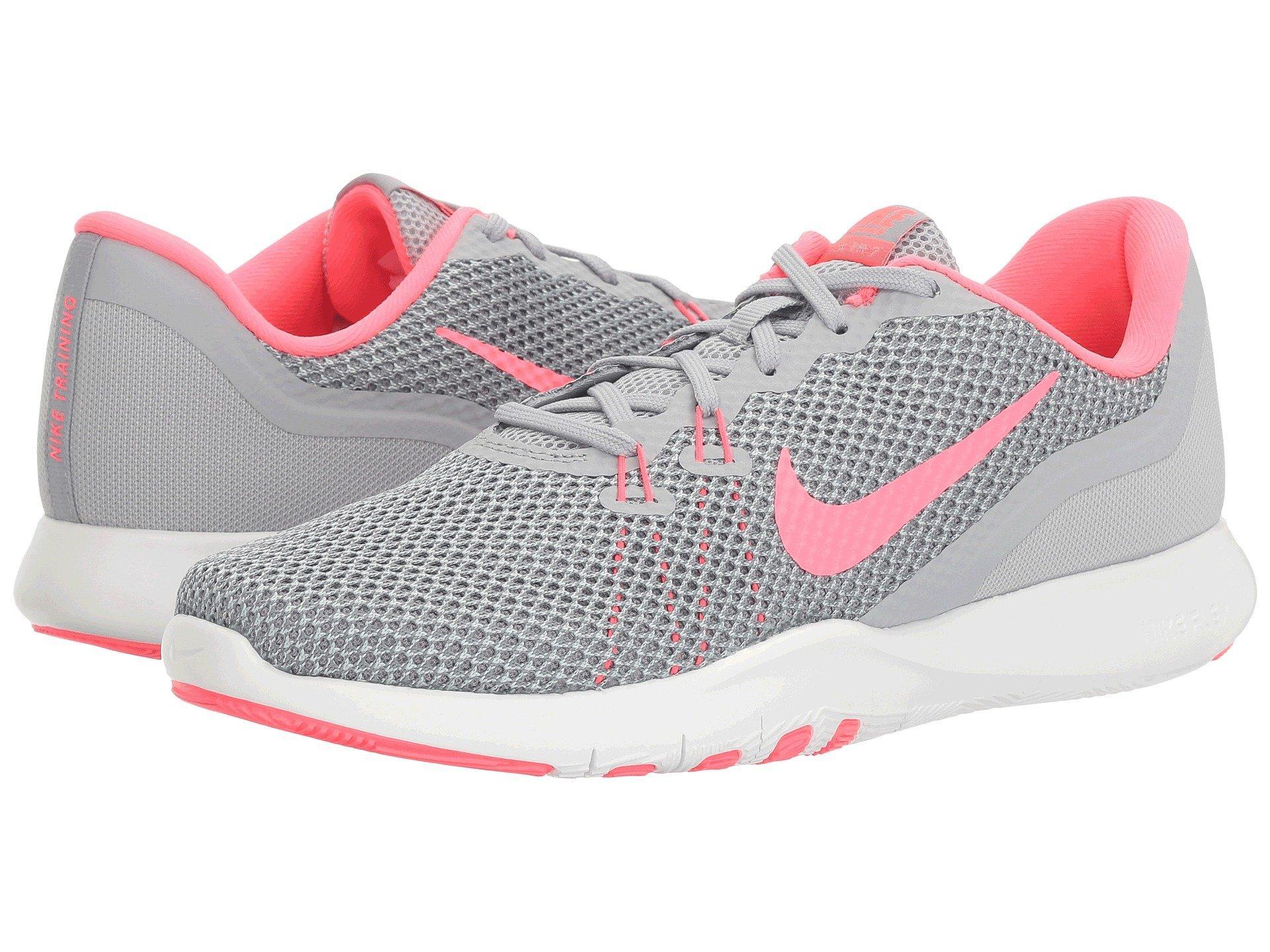 5b5c4a212ba2d Lyst - Nike Flex Tr 7 in Gray - Save 53%