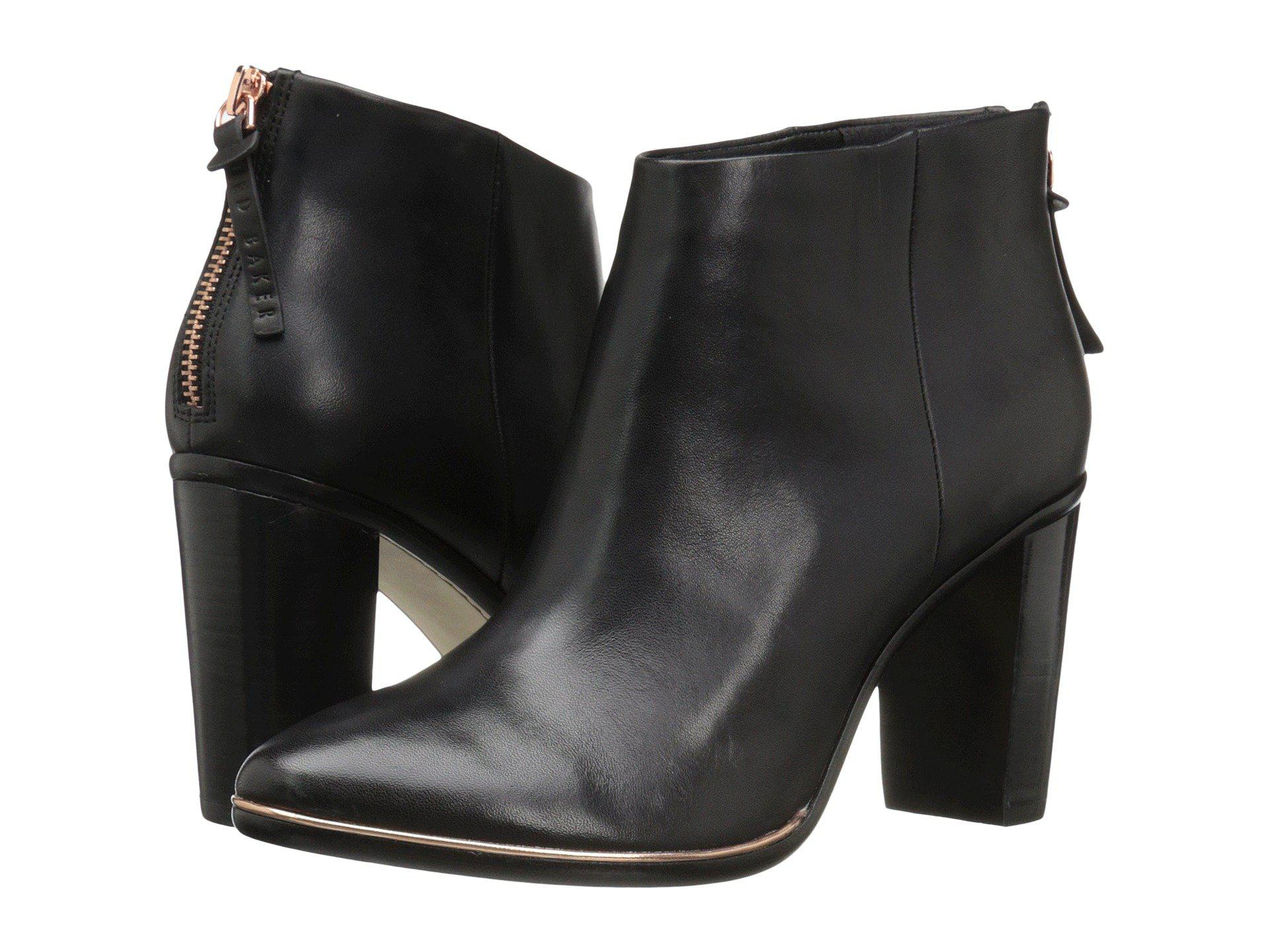 c00c553d3251b Lyst - Ted Baker Lorca 3 Boot in Black